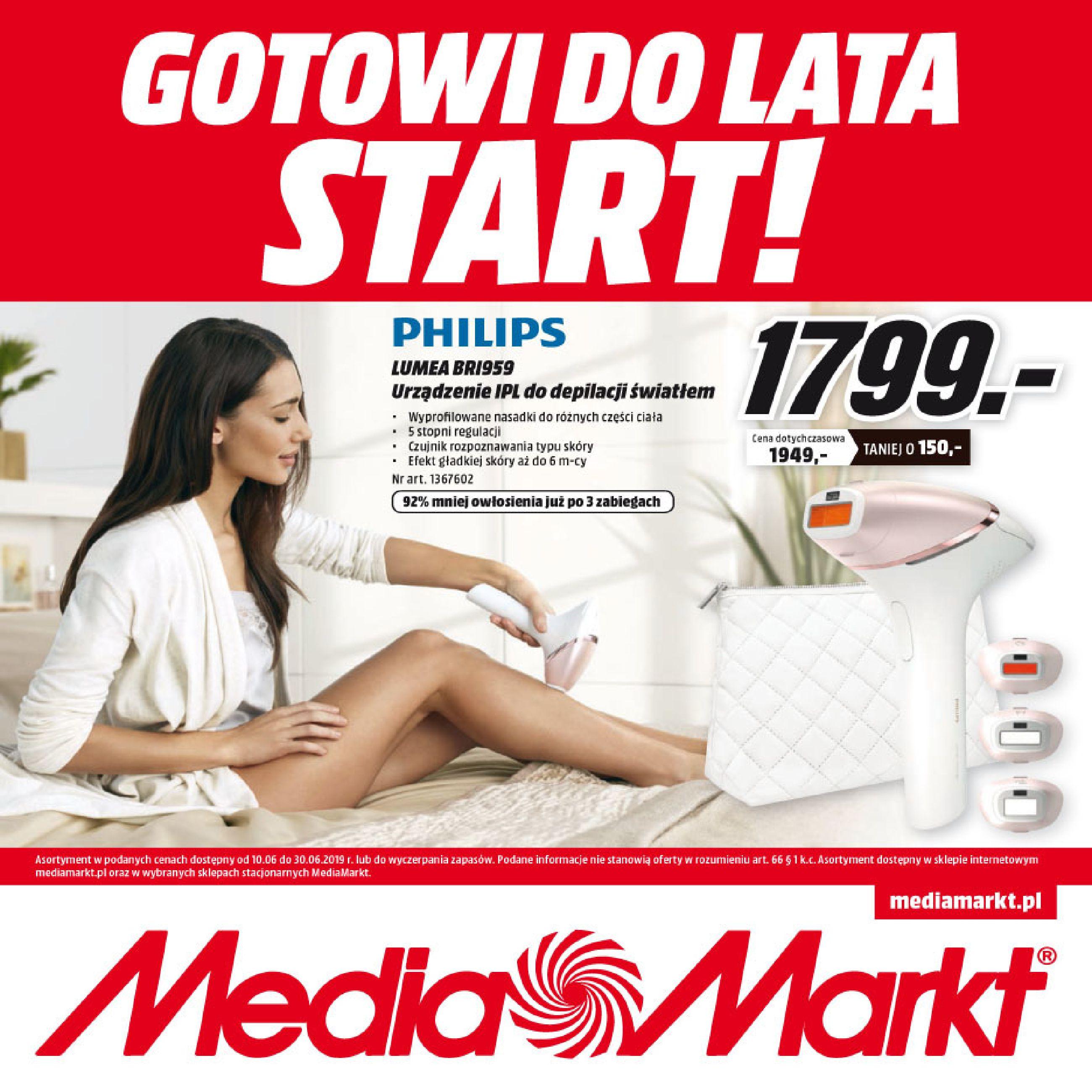 Gazetka Media Markt - Gotowi do lata, start!-09.06.2019-30.06.2019-page-