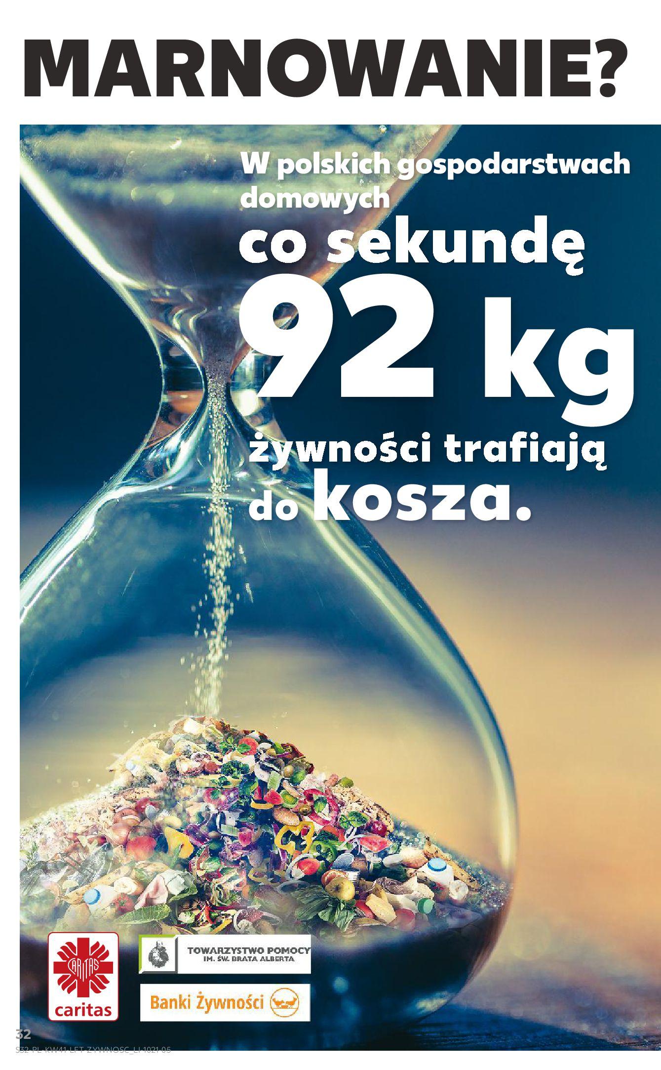 Gazetka Kaufland: Gazetka Kaufland 14-20.10. 2021-10-14 page-32