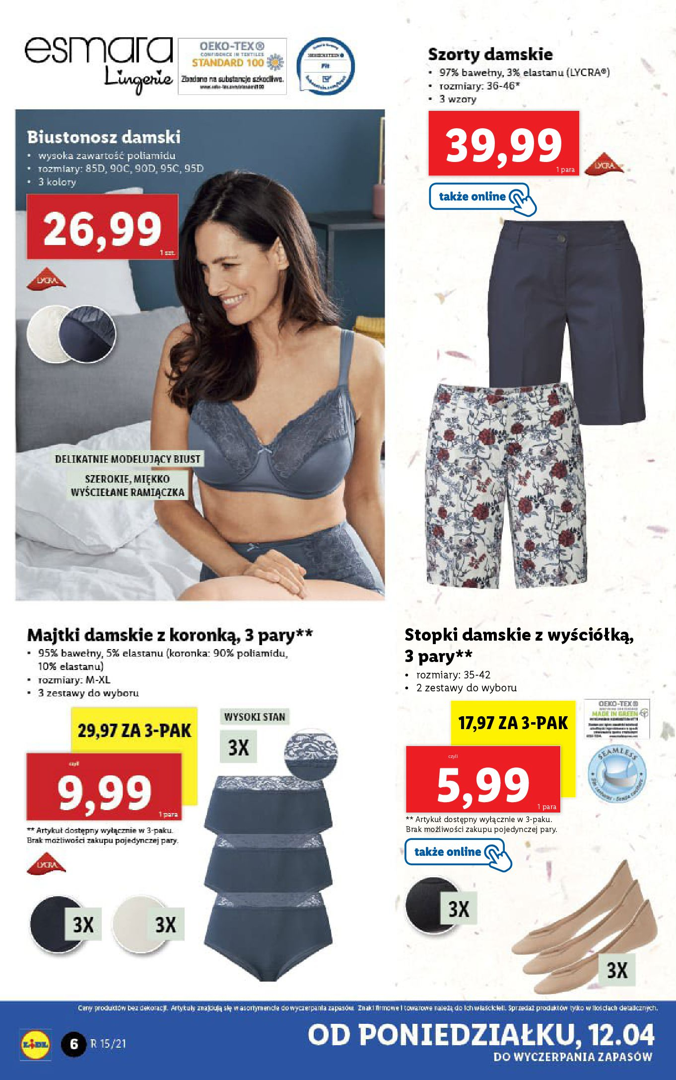 Gazetka Lidl: Katalog Lidla od 12.04 2021-04-12 page-6
