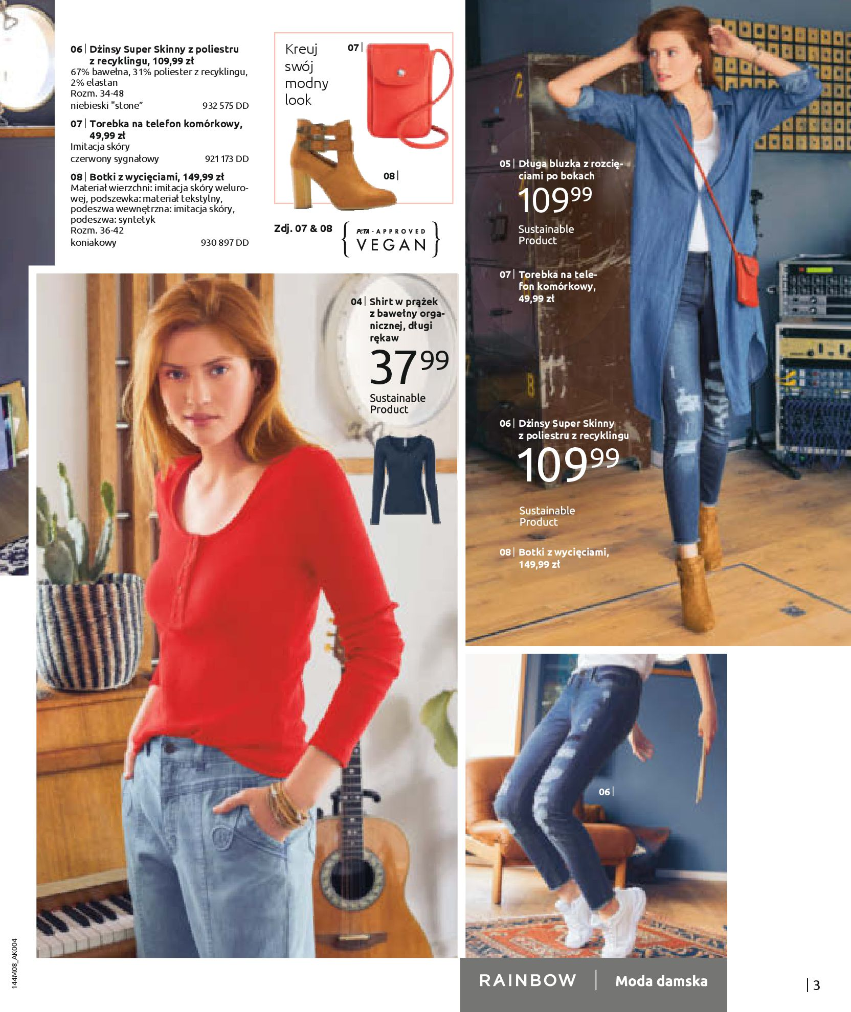 Gazetka Bonprix: Katalog Bonprix - denim 2021-09-09 page-5