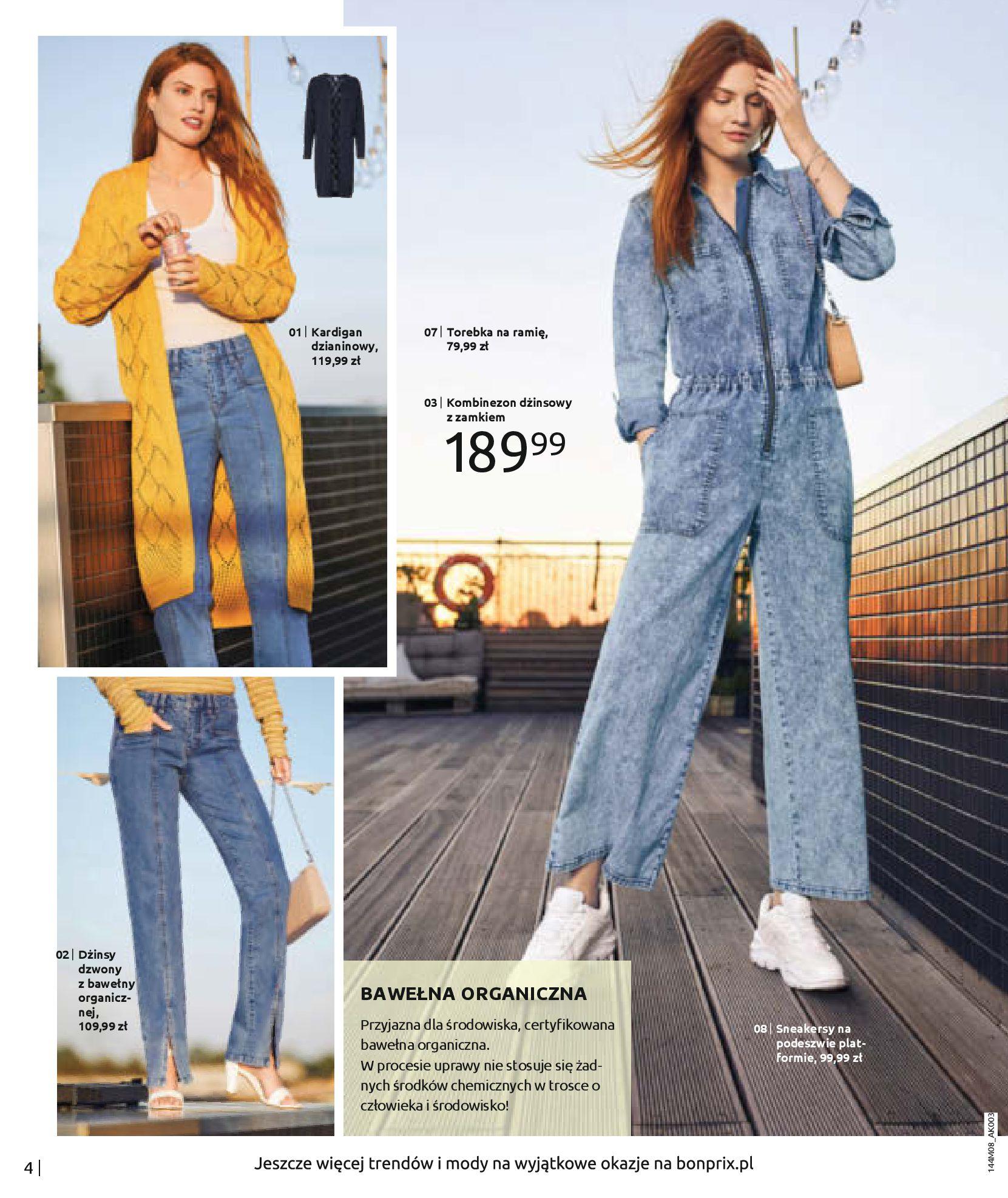 Gazetka Bonprix: Katalog Bonprix - denim 2021-09-09 page-6