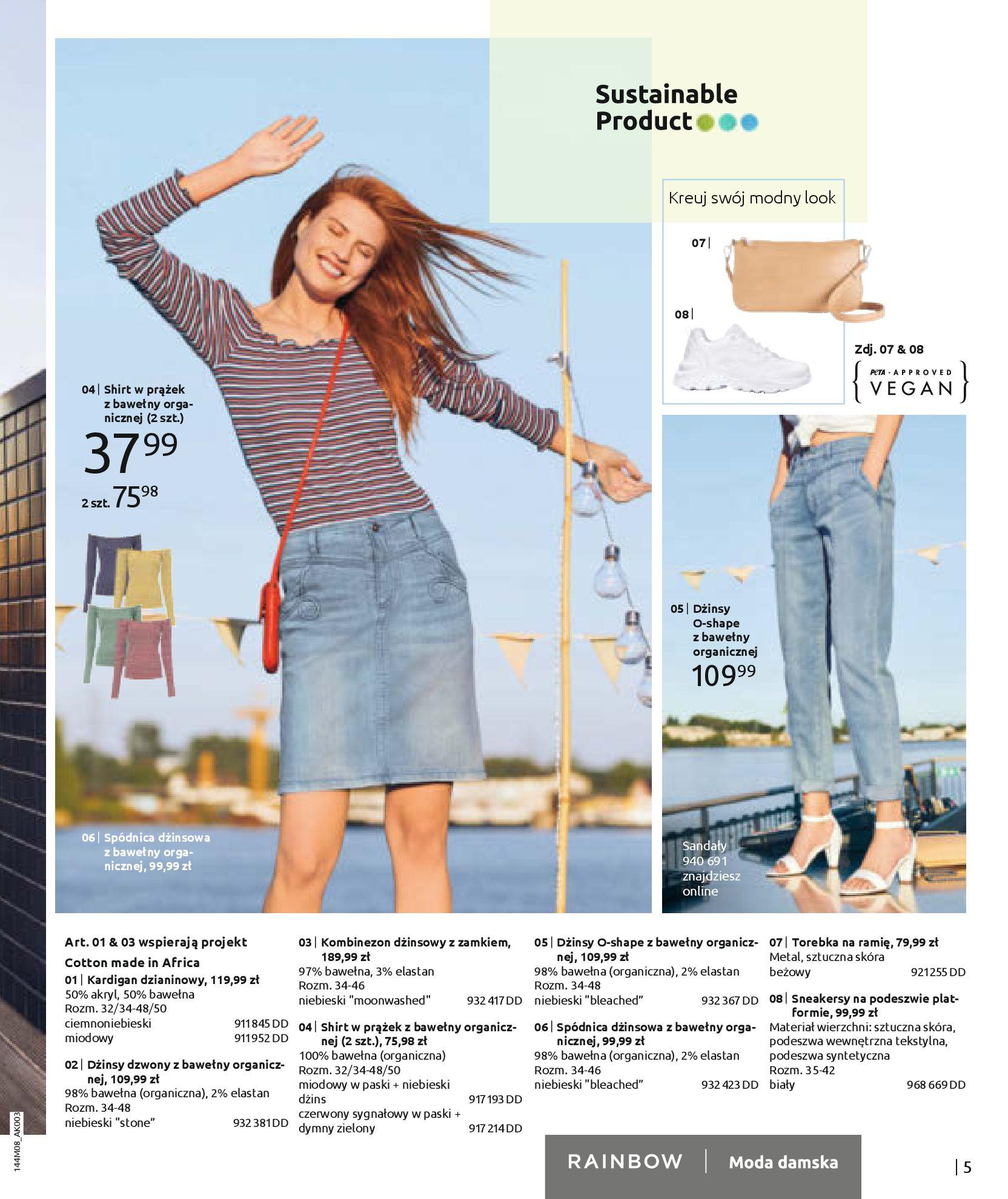 Gazetka Bonprix: Katalog Bonprix - denim 2021-09-09 page-7