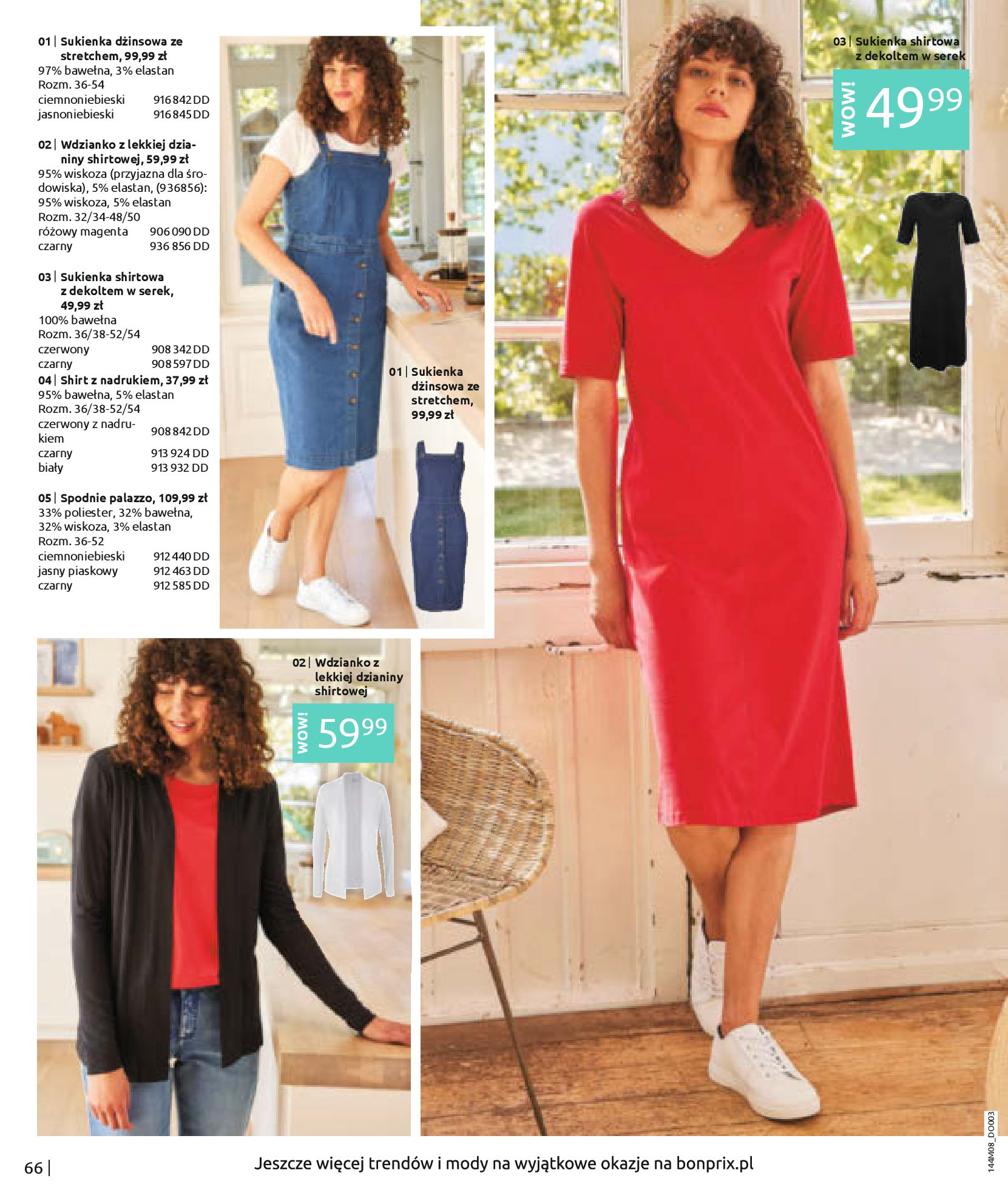 Gazetka Bonprix: Katalog Bonprix - denim 2021-09-09 page-68