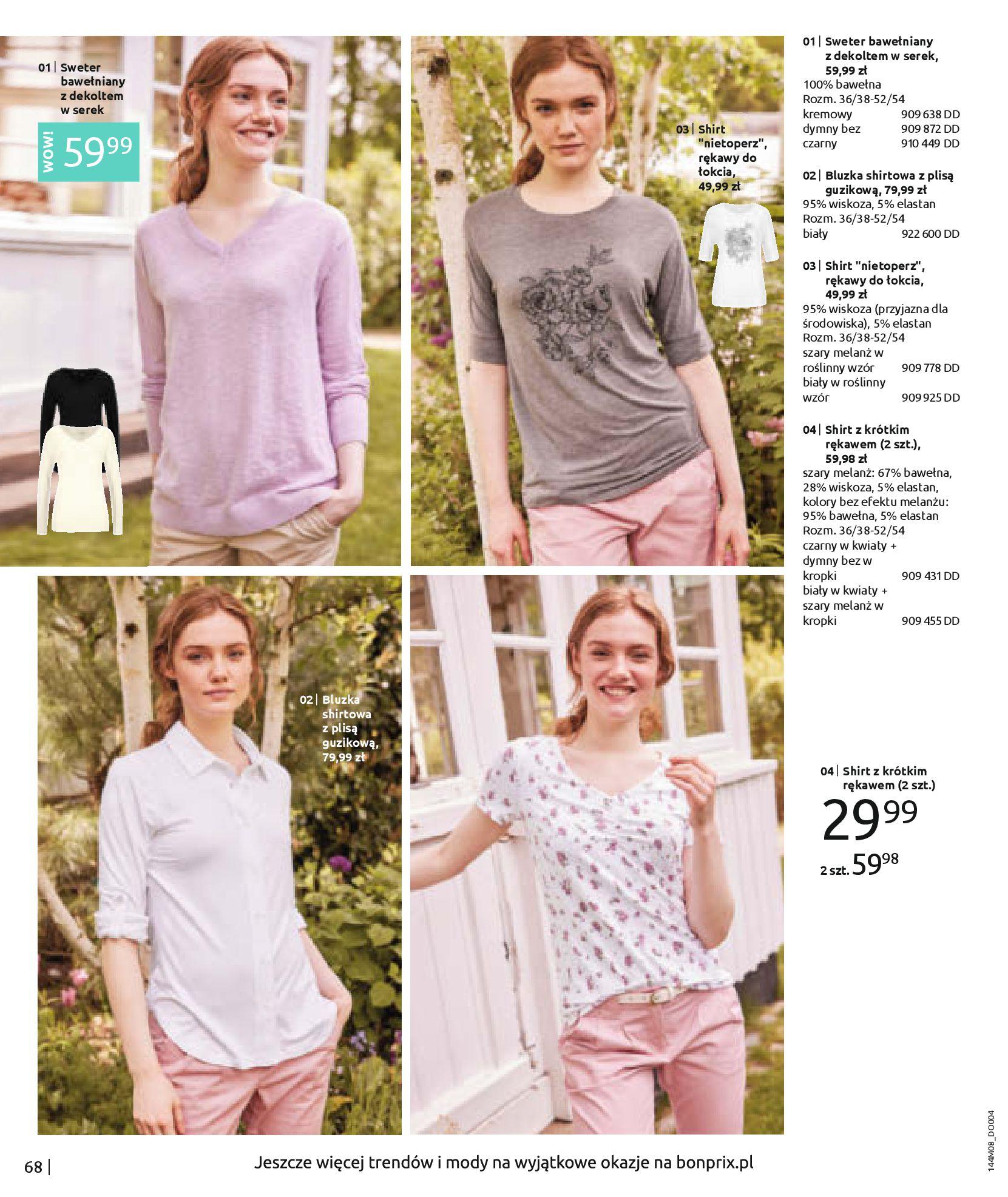 Gazetka Bonprix: Katalog Bonprix - denim 2021-09-09 page-70