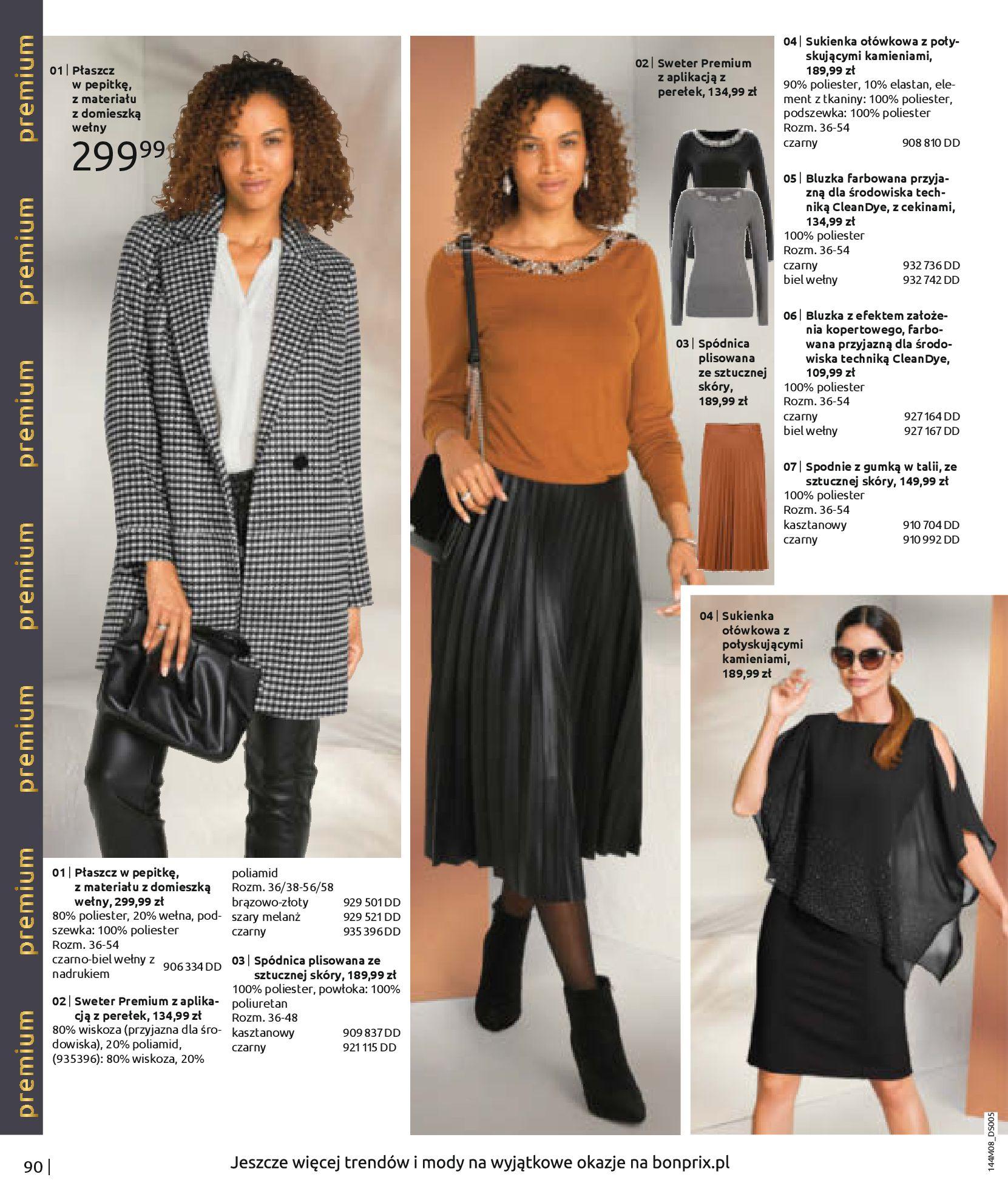 Gazetka Bonprix: Katalog Bonprix - denim 2021-09-09 page-92
