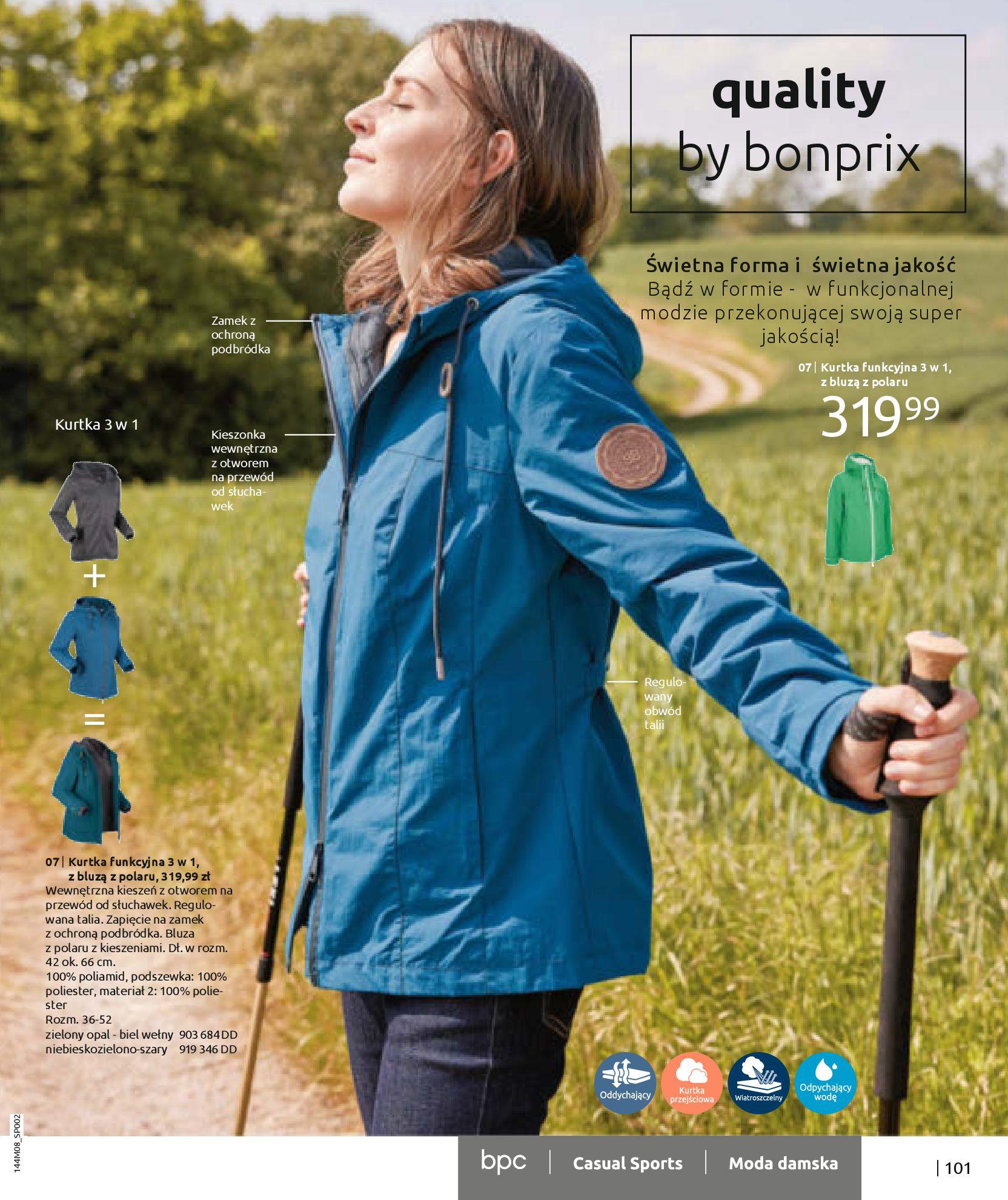 Gazetka Bonprix: Katalog Bonprix - denim 2021-09-09 page-103