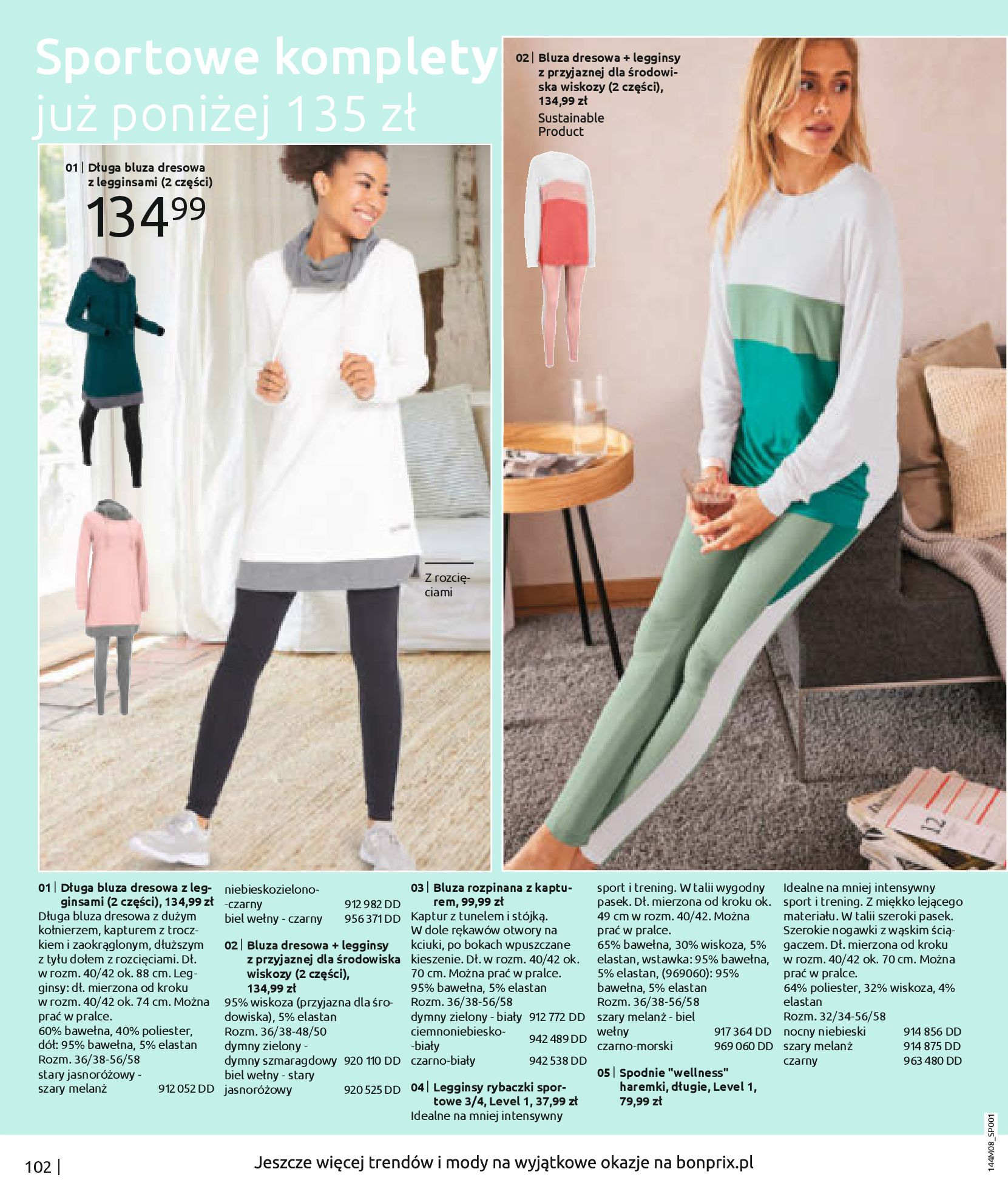 Gazetka Bonprix: Katalog Bonprix - denim 2021-09-09 page-104