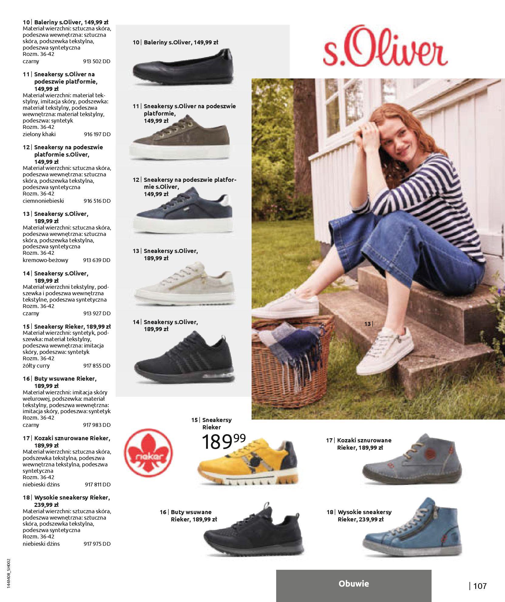 Gazetka Bonprix: Katalog Bonprix - denim 2021-09-09 page-109