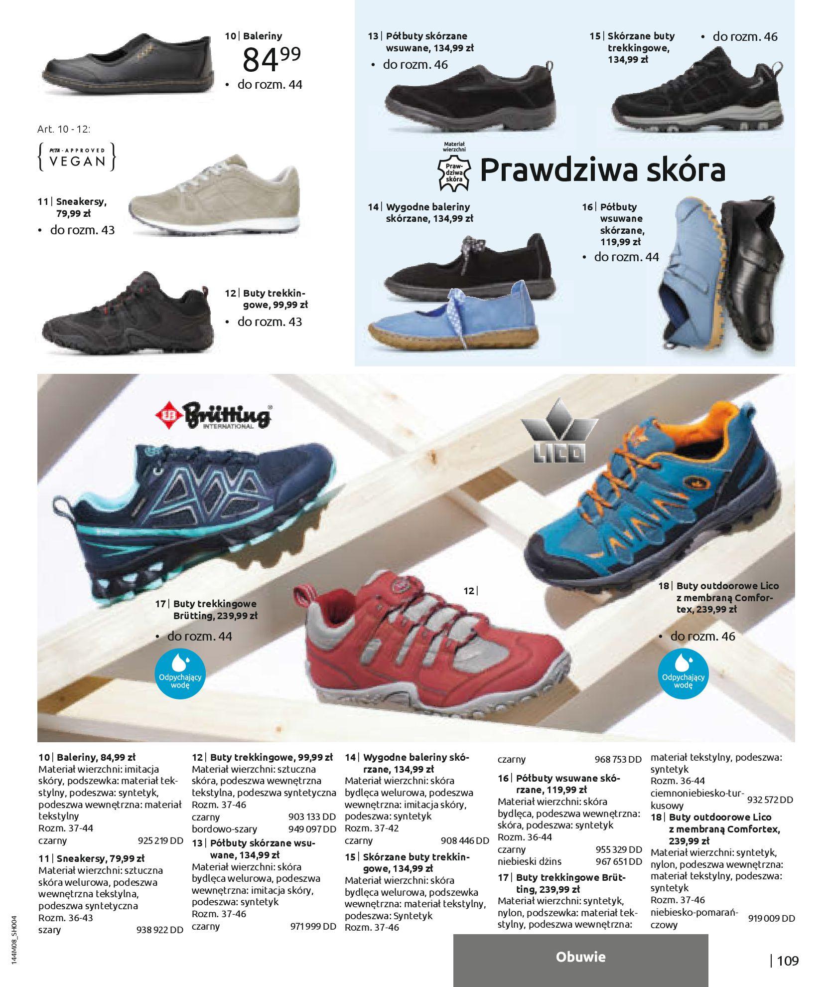 Gazetka Bonprix: Katalog Bonprix - denim 2021-09-09 page-111