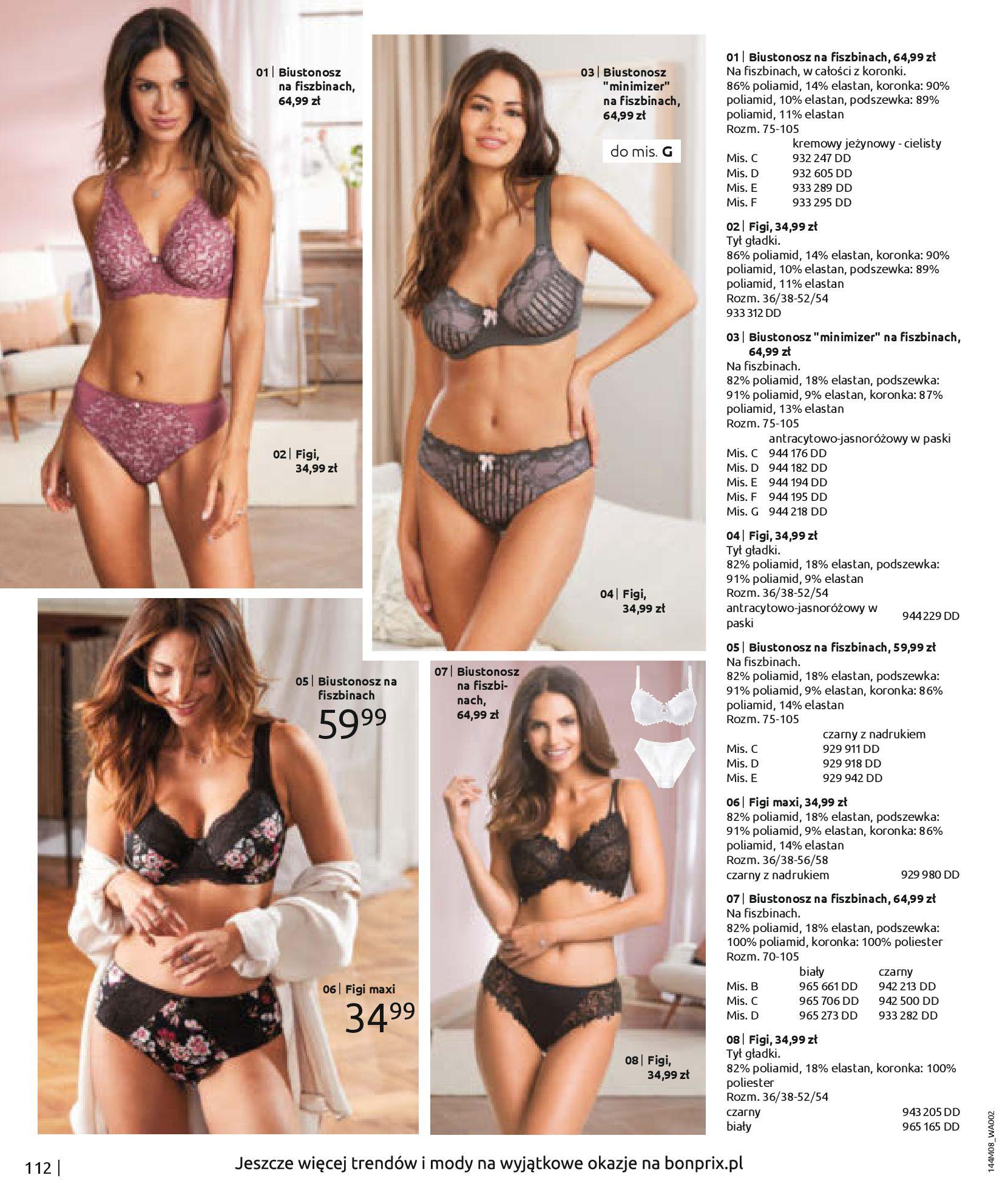 Gazetka Bonprix: Katalog Bonprix - denim 2021-09-09 page-114