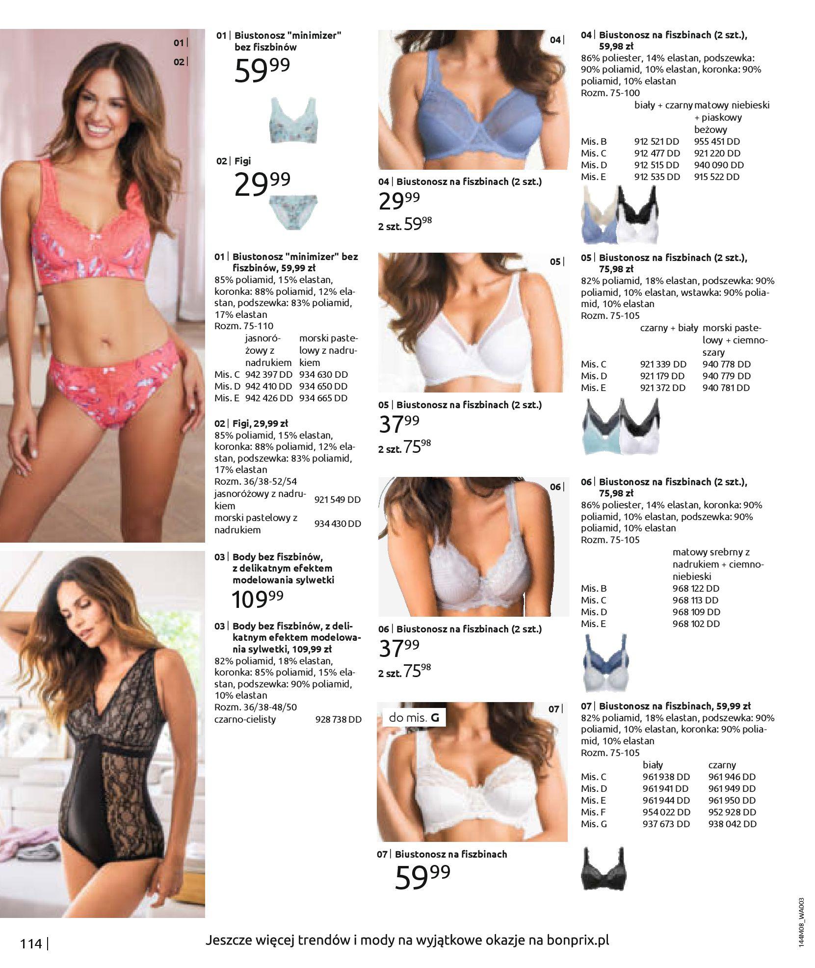 Gazetka Bonprix: Katalog Bonprix - denim 2021-09-09 page-116