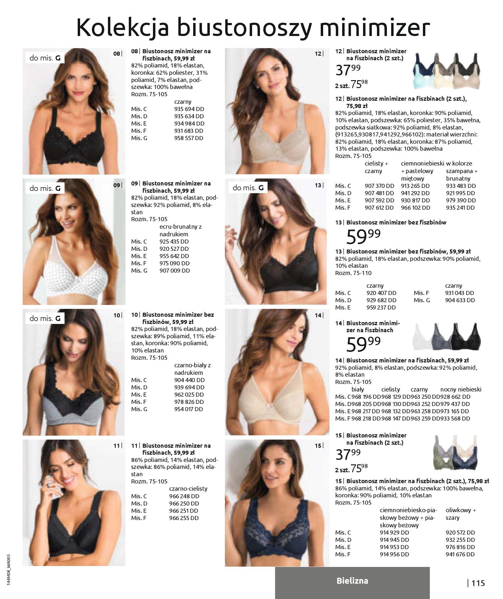 Gazetka Bonprix: Katalog Bonprix - denim 2021-09-09 page-117