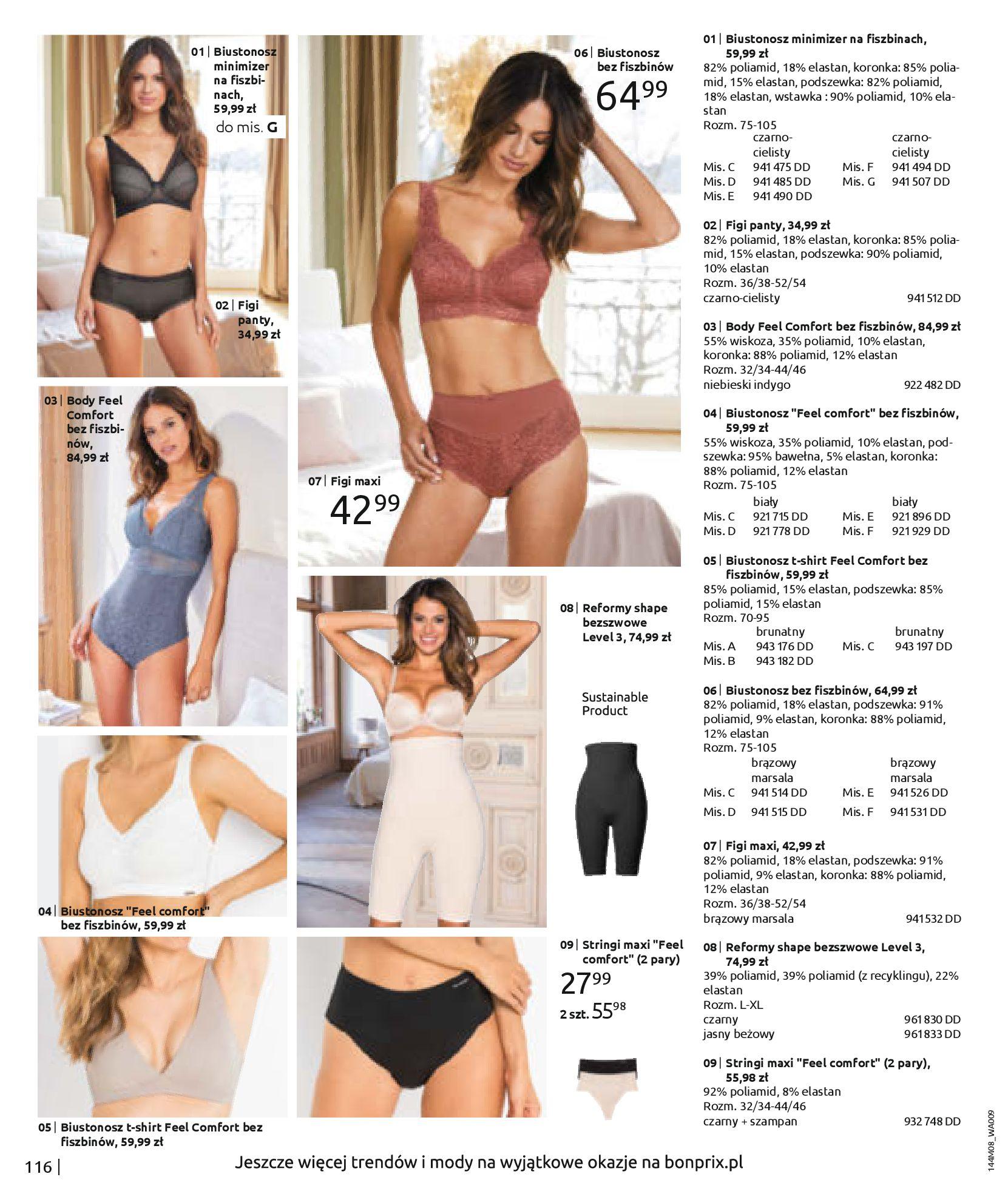 Gazetka Bonprix: Katalog Bonprix - denim 2021-09-09 page-118
