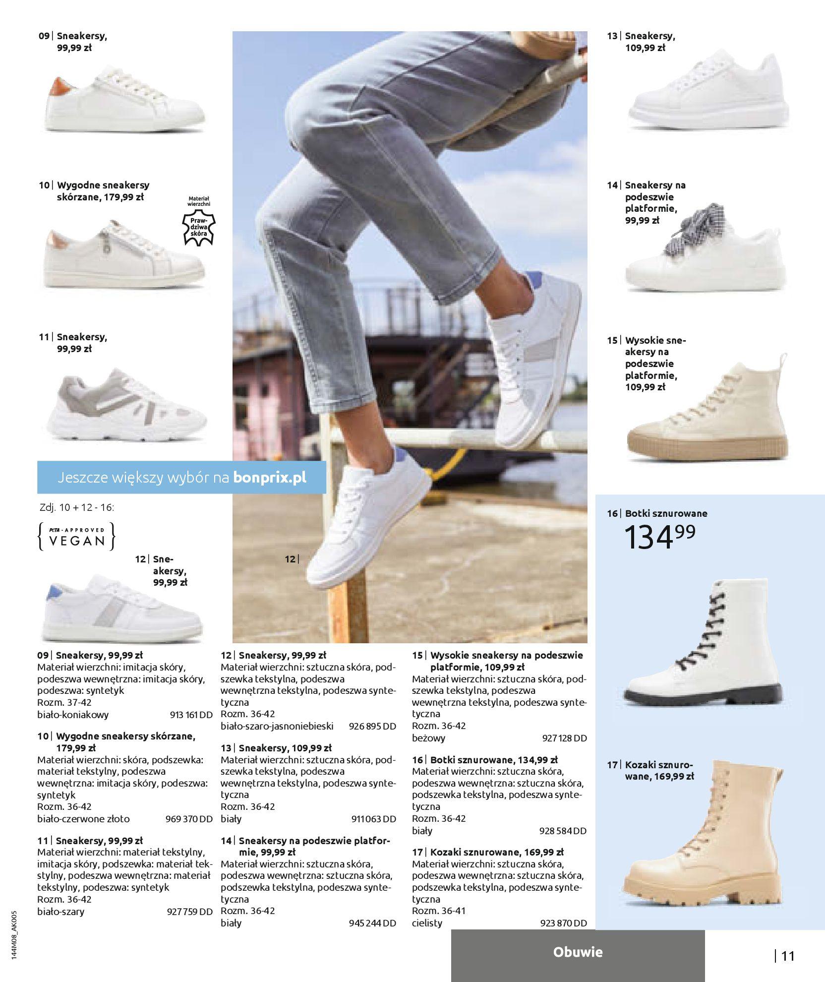Gazetka Bonprix: Katalog Bonprix - denim 2021-09-09 page-13