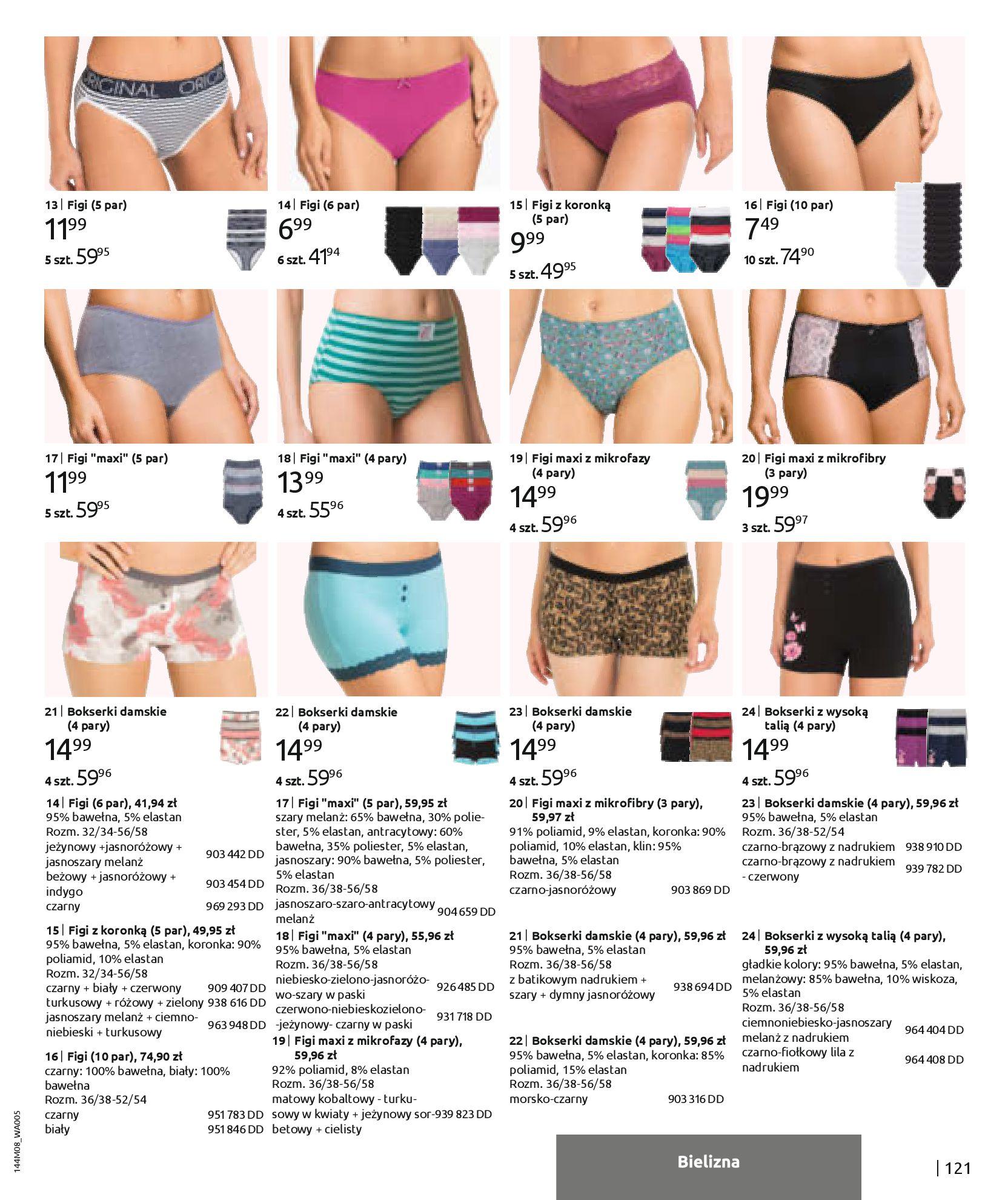 Gazetka Bonprix: Katalog Bonprix - denim 2021-09-09 page-123