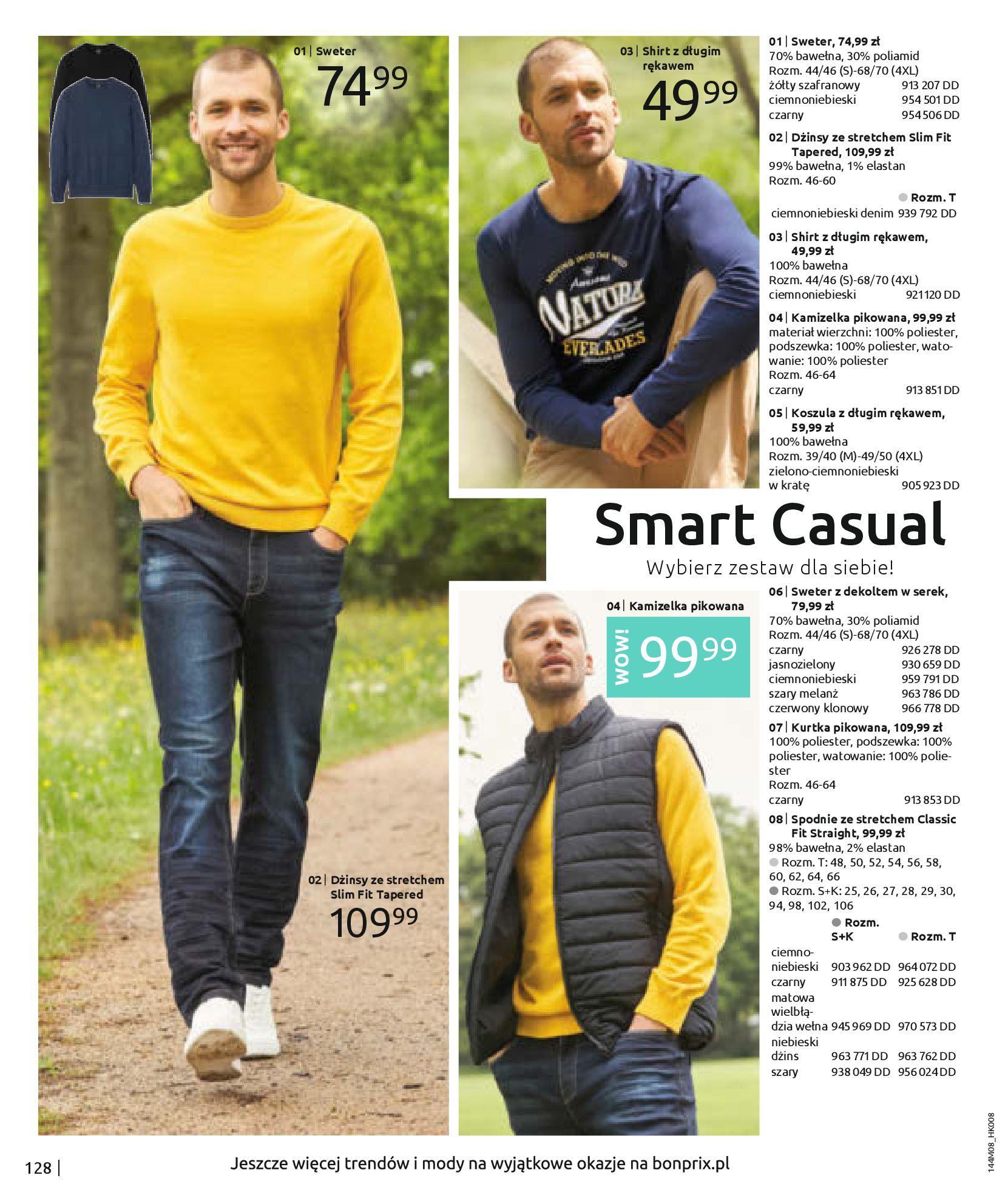 Gazetka Bonprix: Katalog Bonprix - denim 2021-09-09 page-130