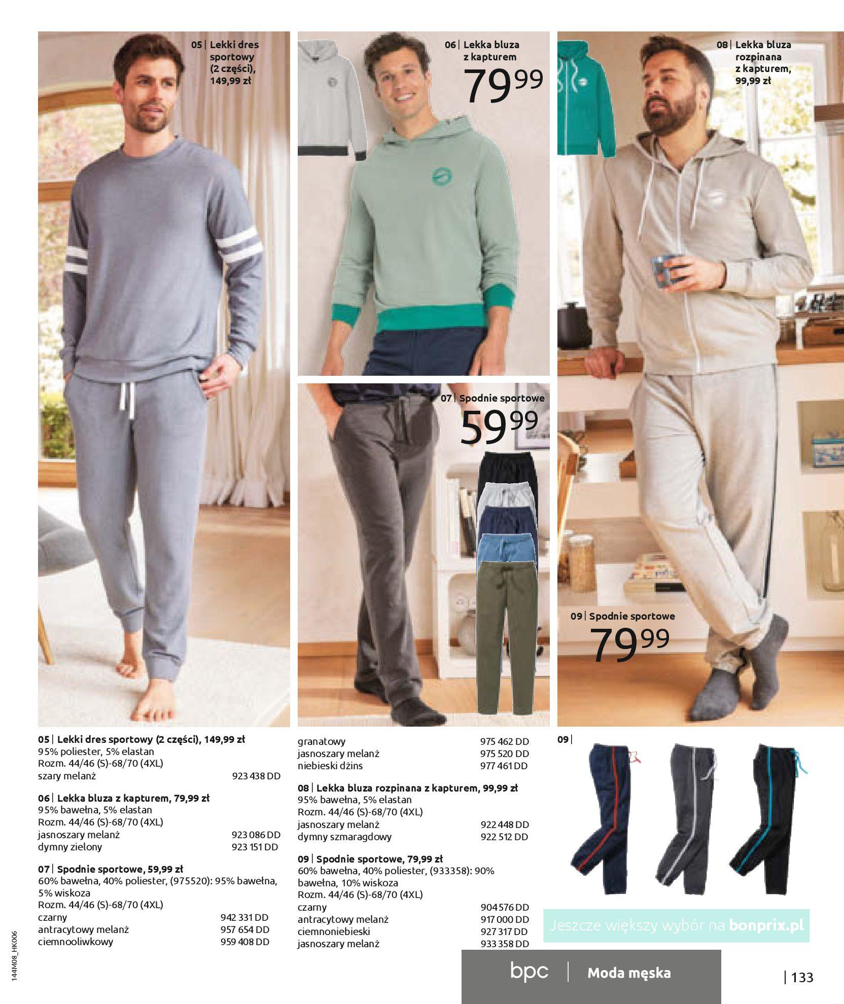 Gazetka Bonprix: Katalog Bonprix - denim 2021-09-09 page-135