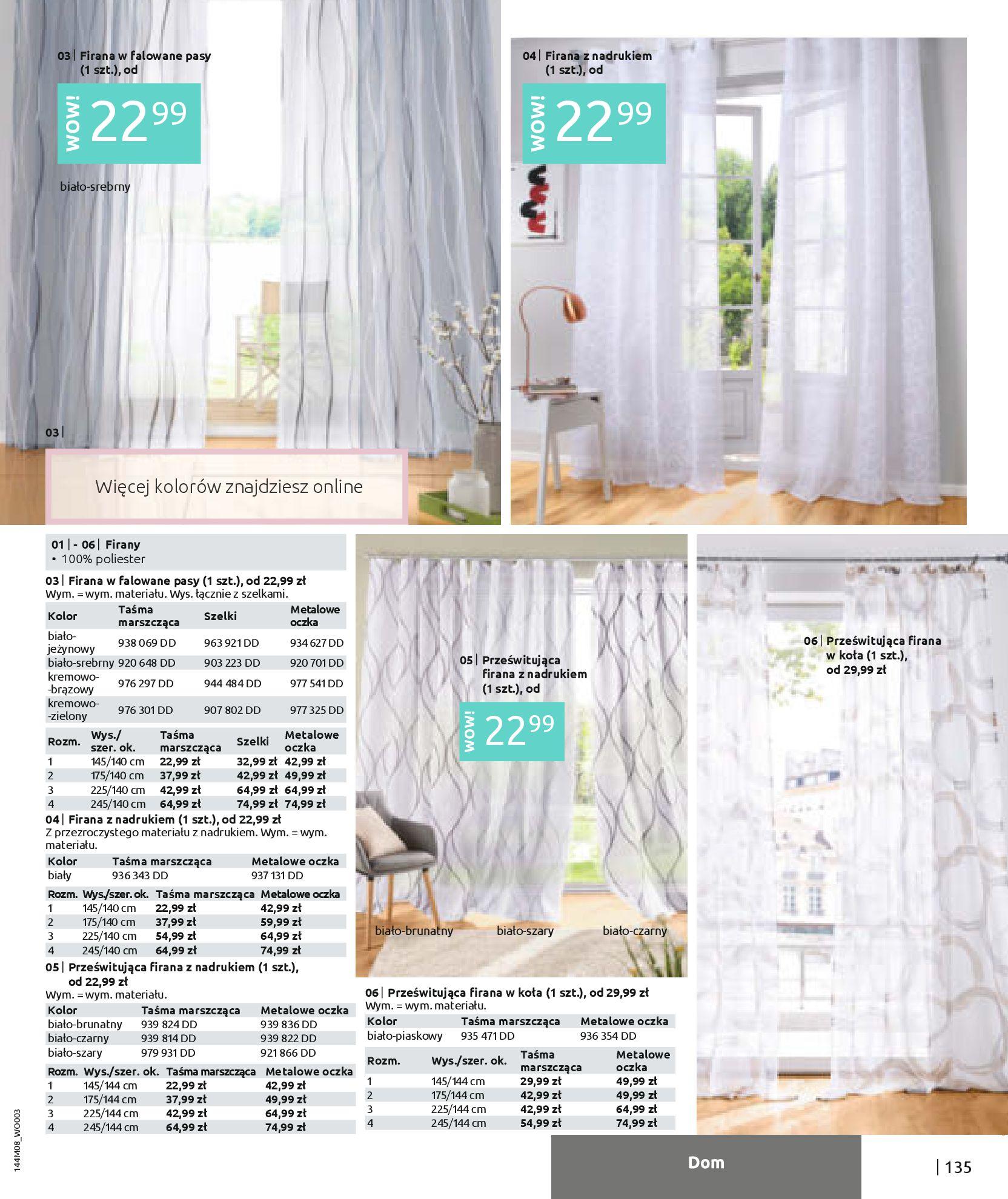 Gazetka Bonprix: Katalog Bonprix - denim 2021-09-09 page-137
