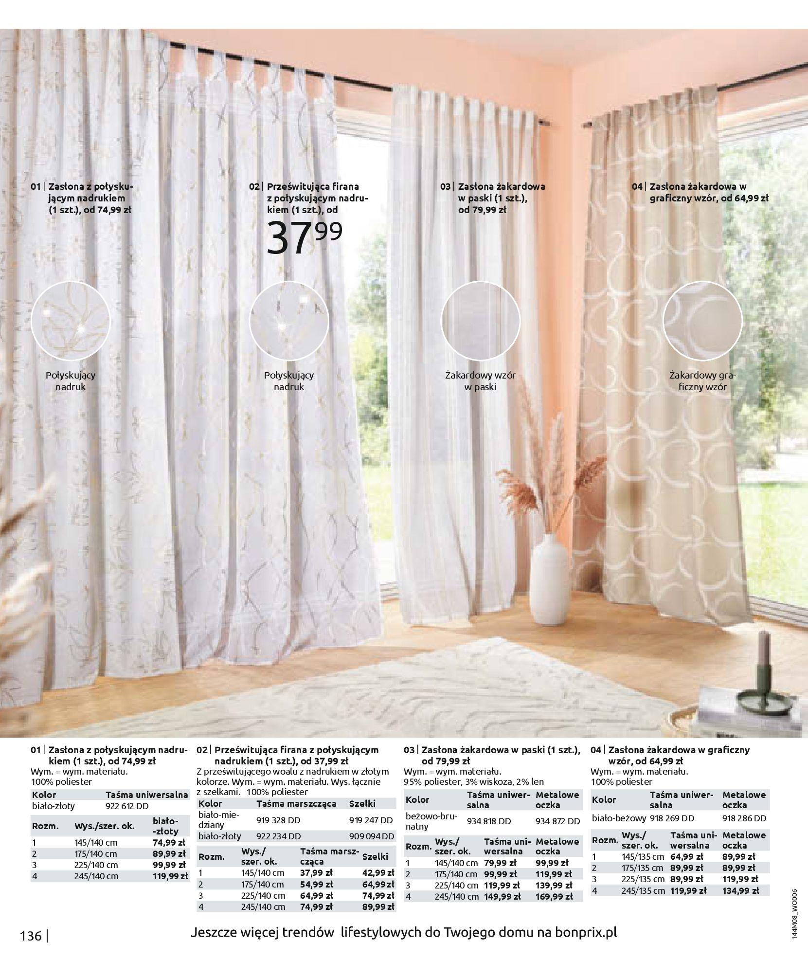Gazetka Bonprix: Katalog Bonprix - denim 2021-09-09 page-138