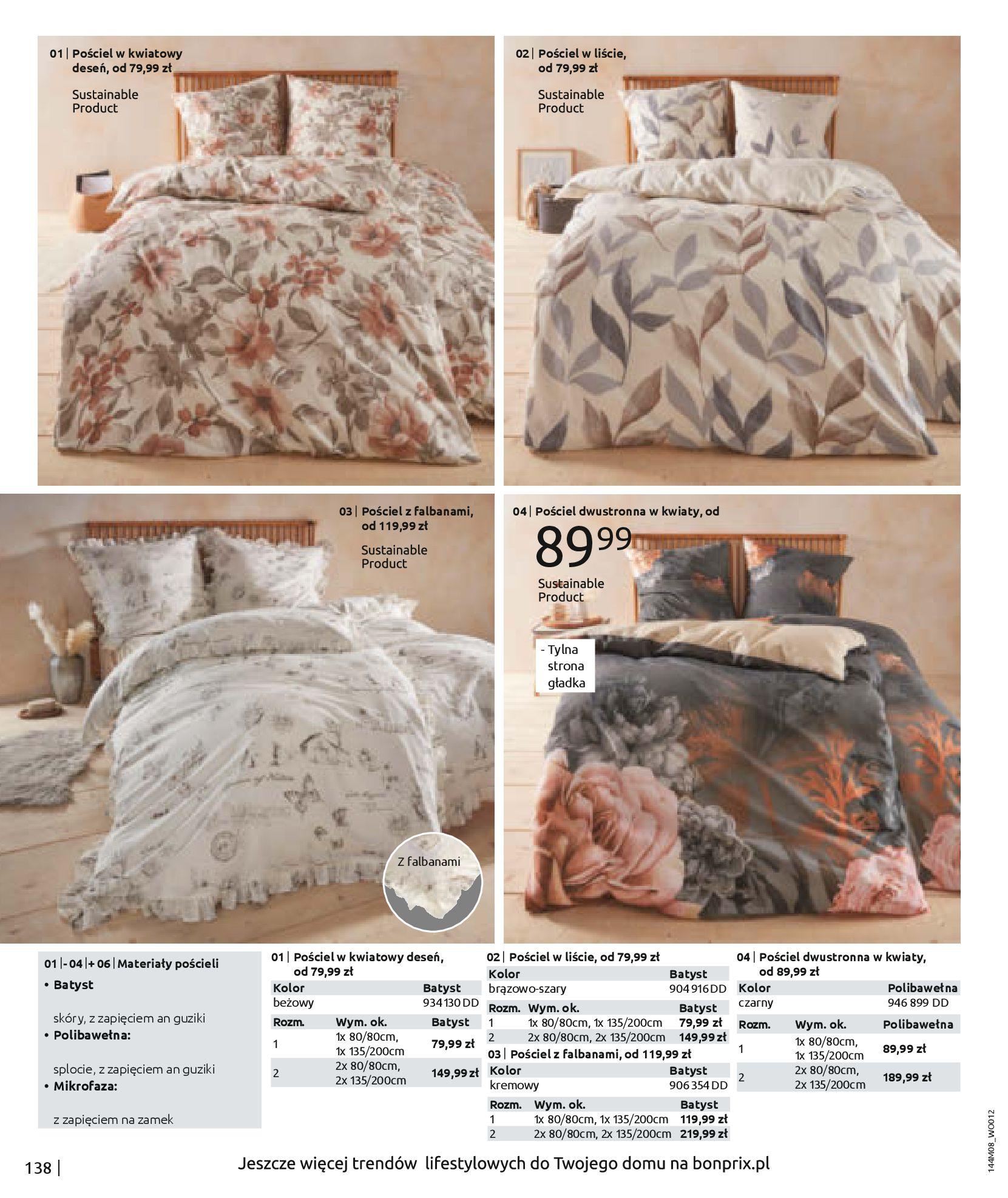 Gazetka Bonprix: Katalog Bonprix - denim 2021-09-09 page-140