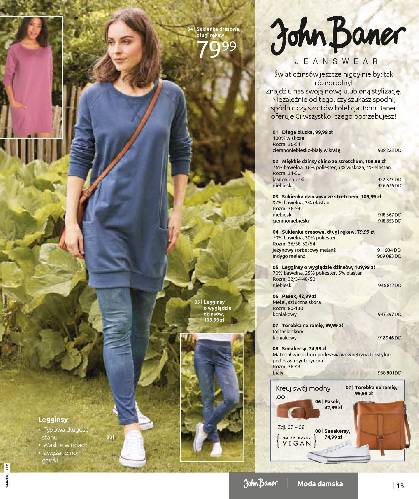 Gazetka Bonprix: Katalog Bonprix - denim 2021-09-09 page-15