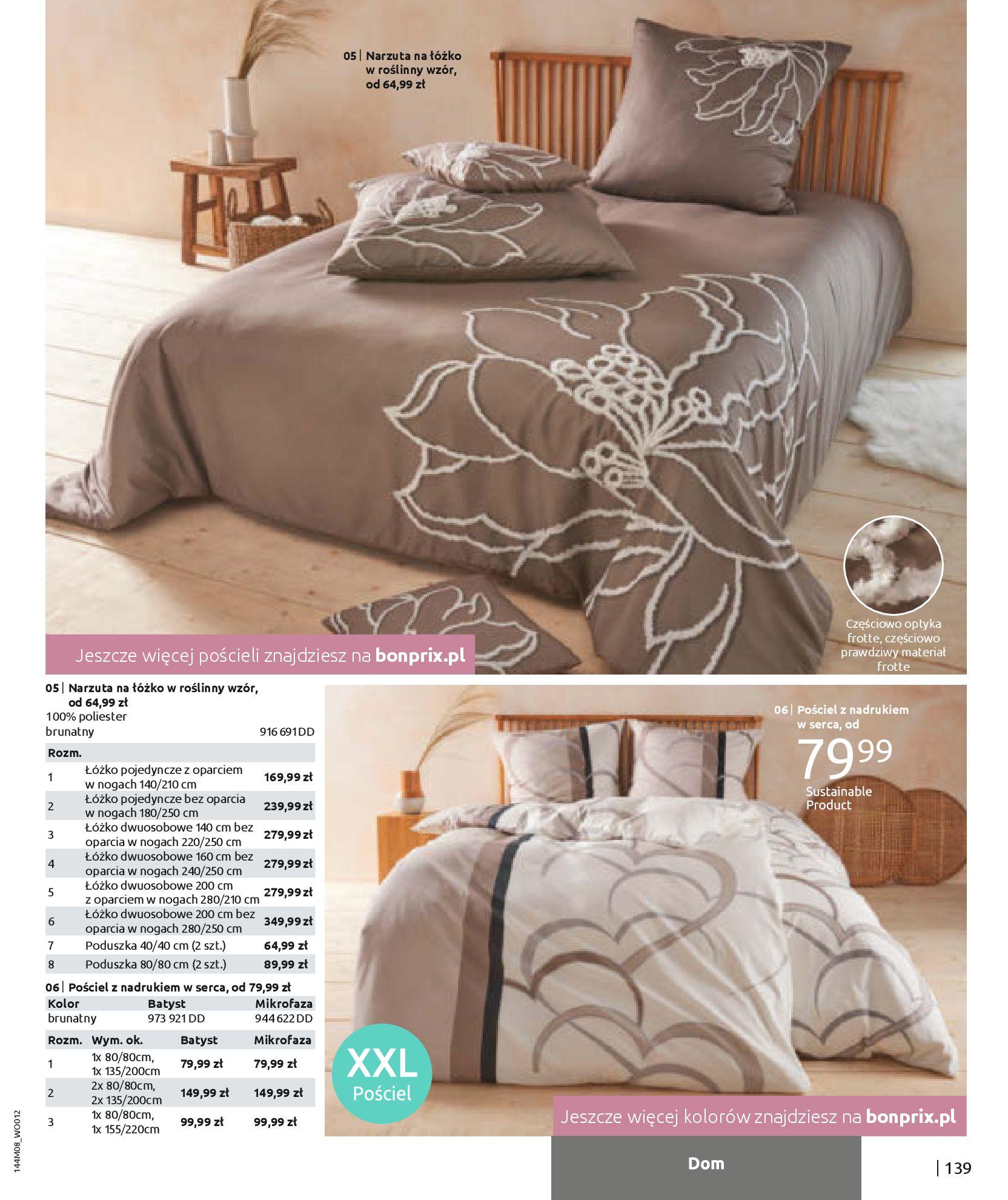 Gazetka Bonprix: Katalog Bonprix - denim 2021-09-09 page-141
