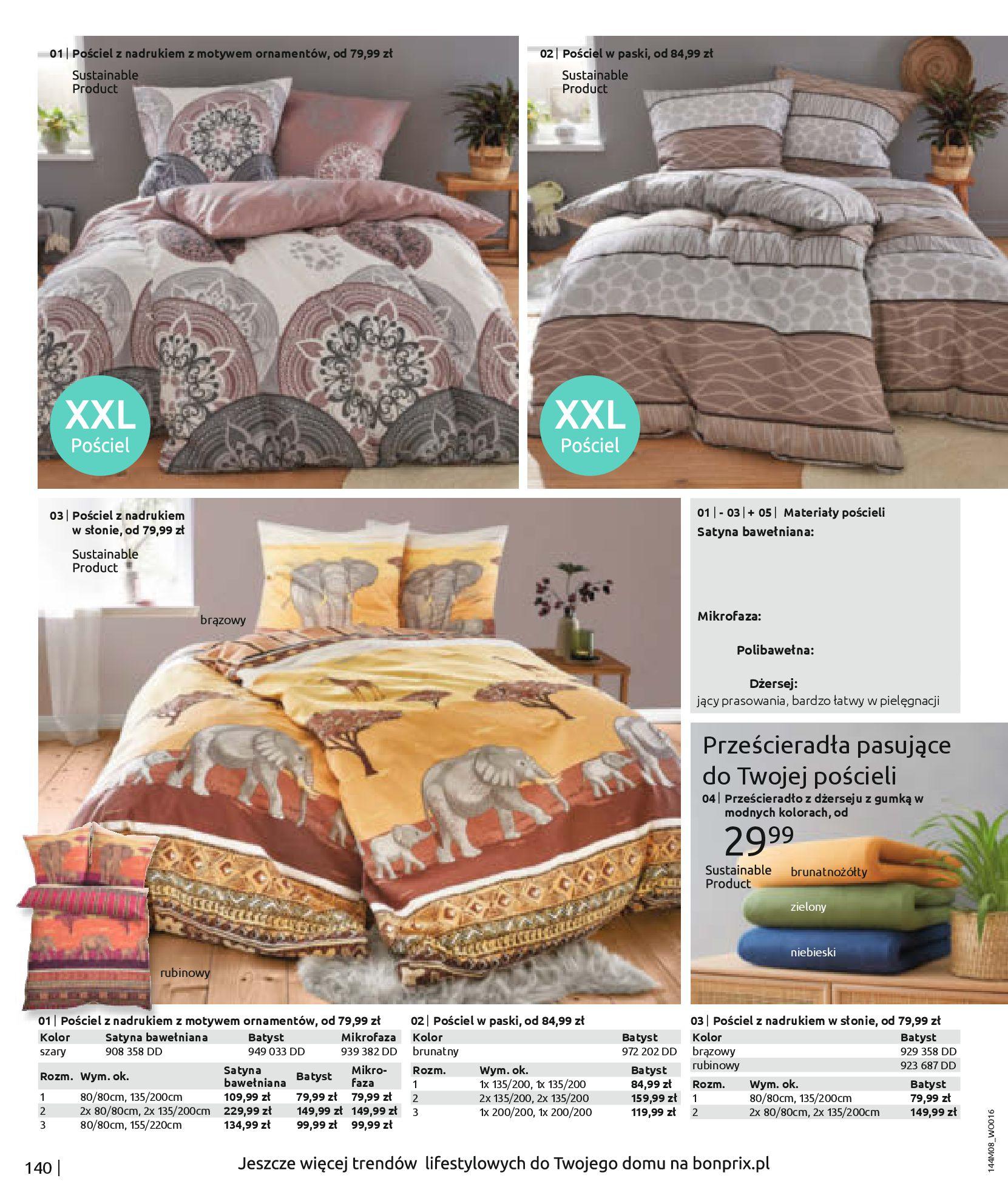 Gazetka Bonprix: Katalog Bonprix - denim 2021-09-09 page-142