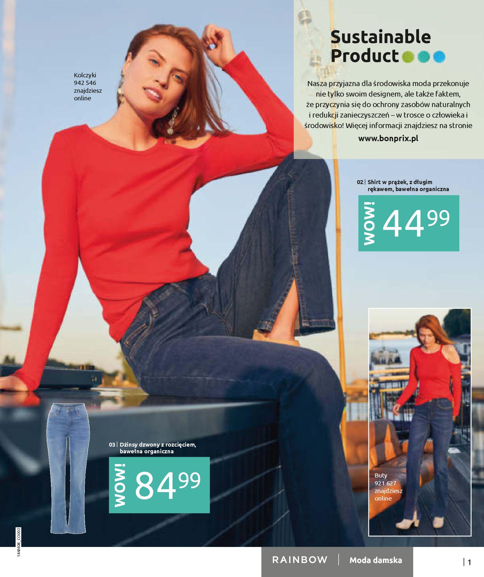 Gazetka Bonprix: Katalog Bonprix - denim 2021-09-09 page-3