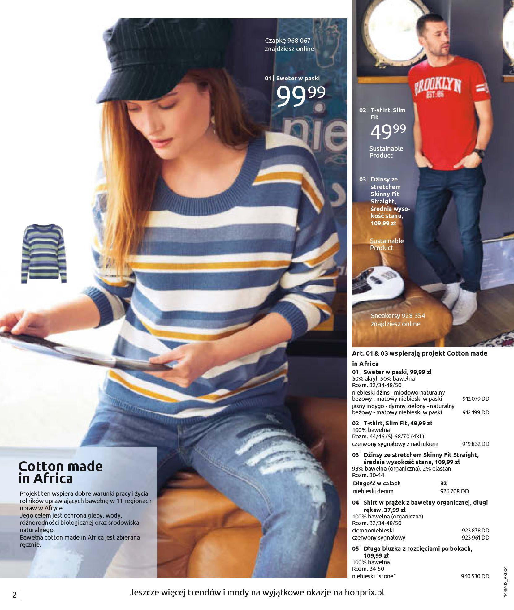 Gazetka Bonprix: Katalog Bonprix - denim 2021-09-09 page-4