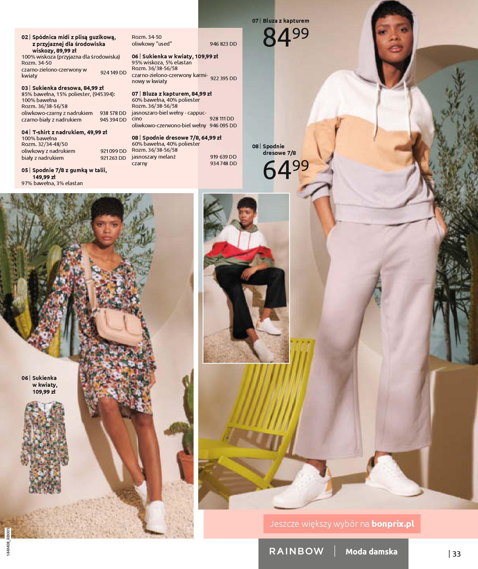 Gazetka Bonprix: Katalog Bonprix - denim 2021-09-09 page-35