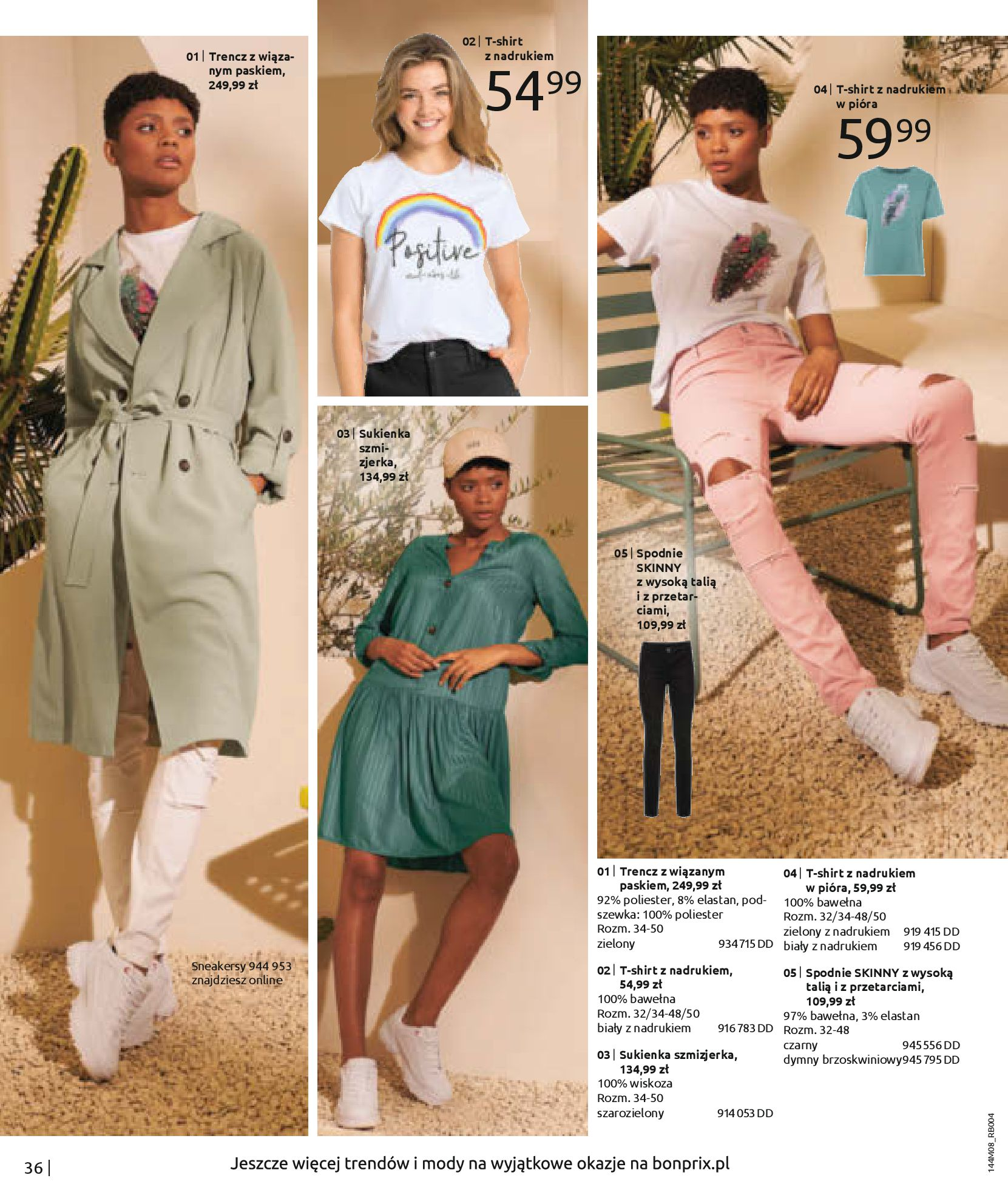 Gazetka Bonprix: Katalog Bonprix - denim 2021-09-09 page-38