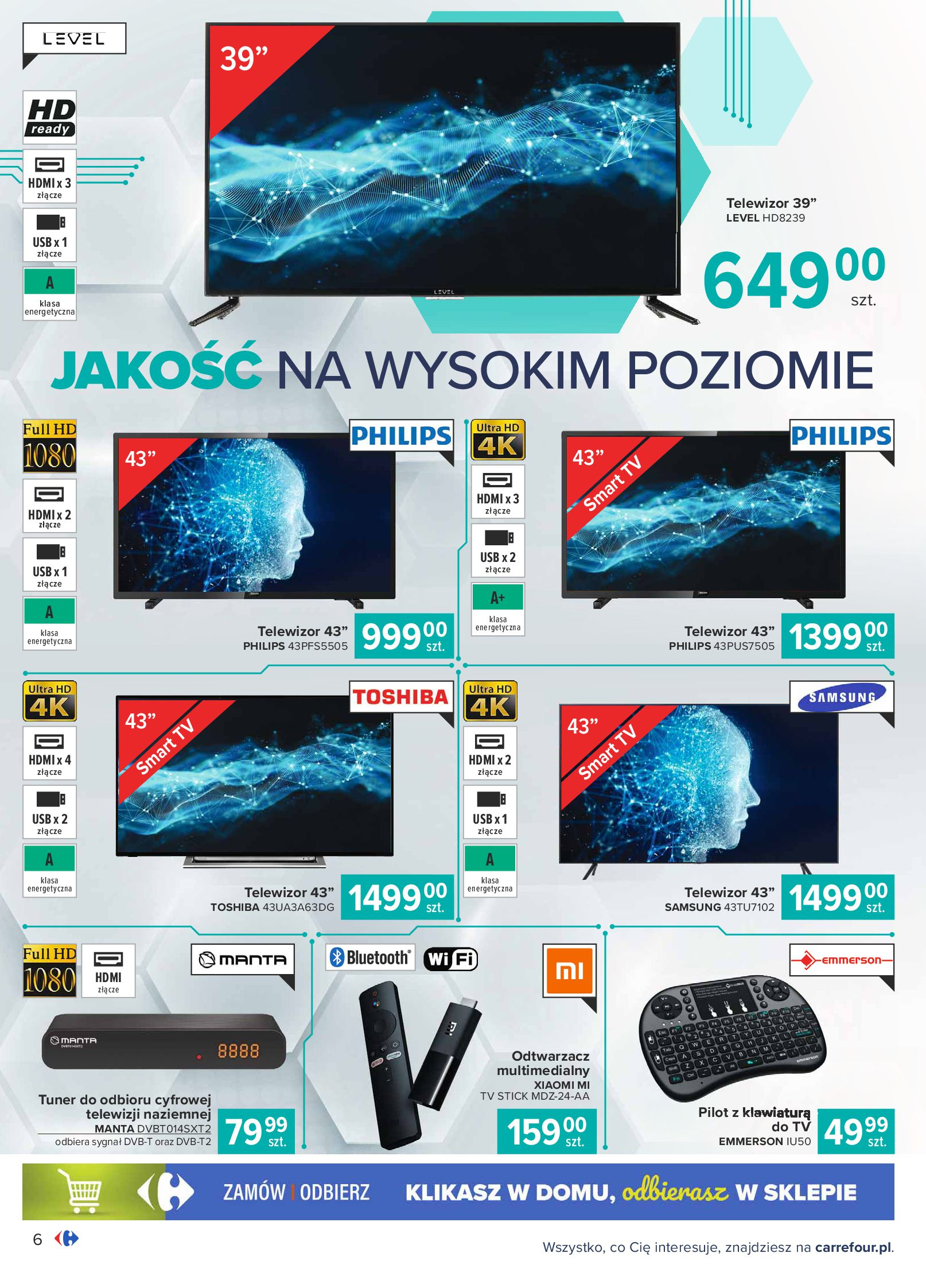 Gazetka Carrefour: Gazetka Multimedia 2021-02-16 page-6