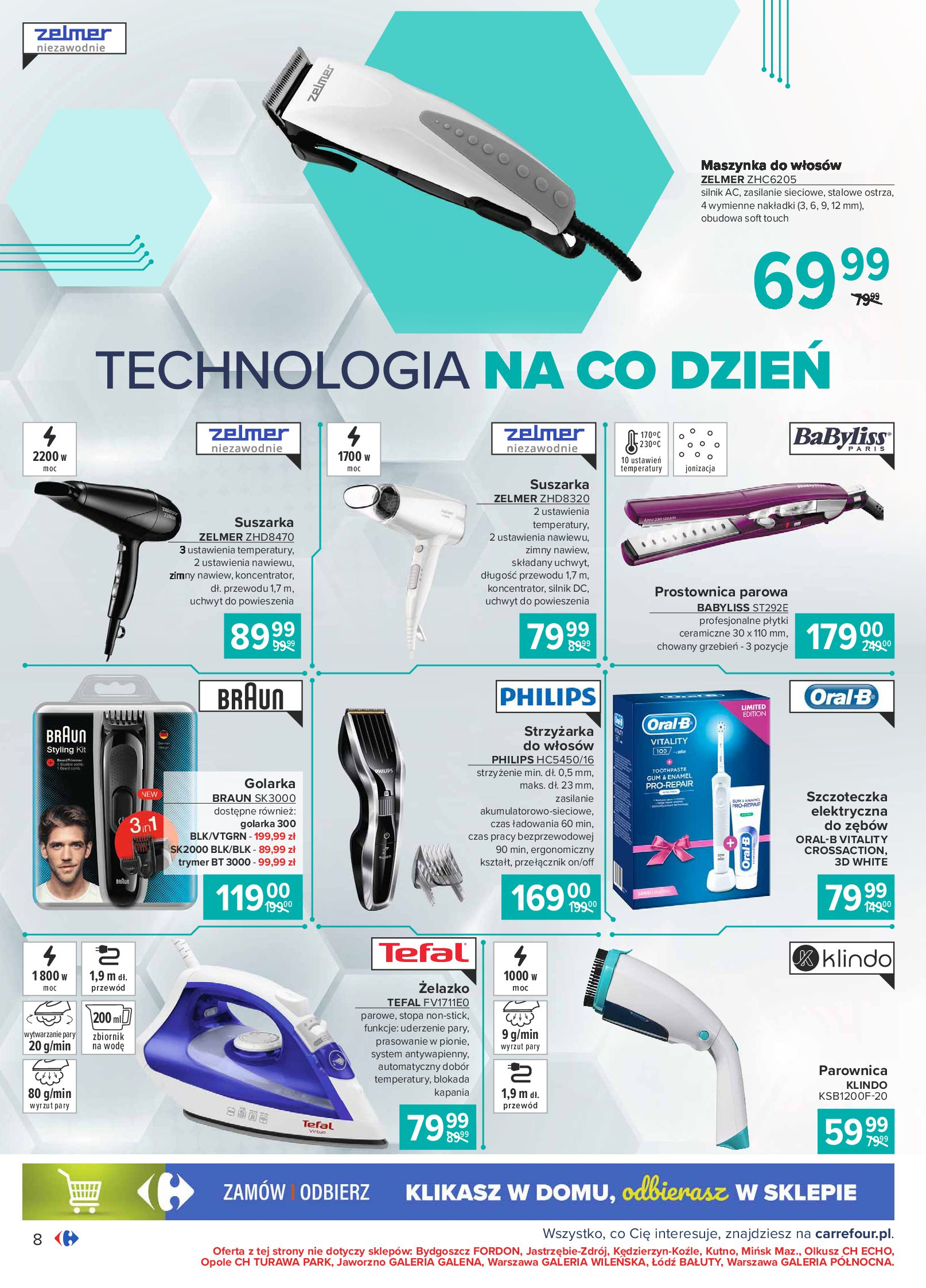 Gazetka Carrefour: Gazetka Multimedia 2021-02-16 page-8