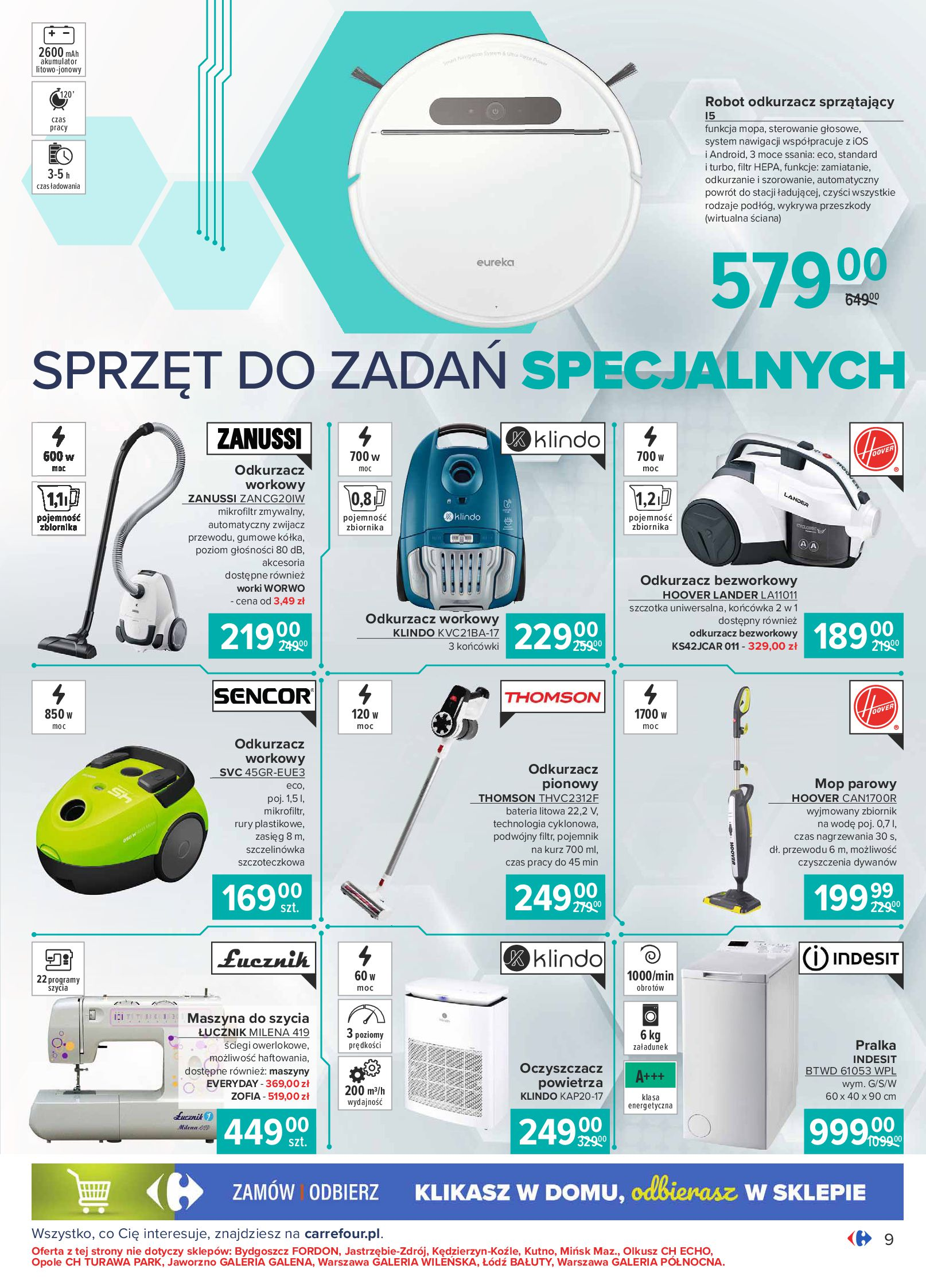 Gazetka Carrefour: Gazetka Multimedia 2021-02-16 page-9