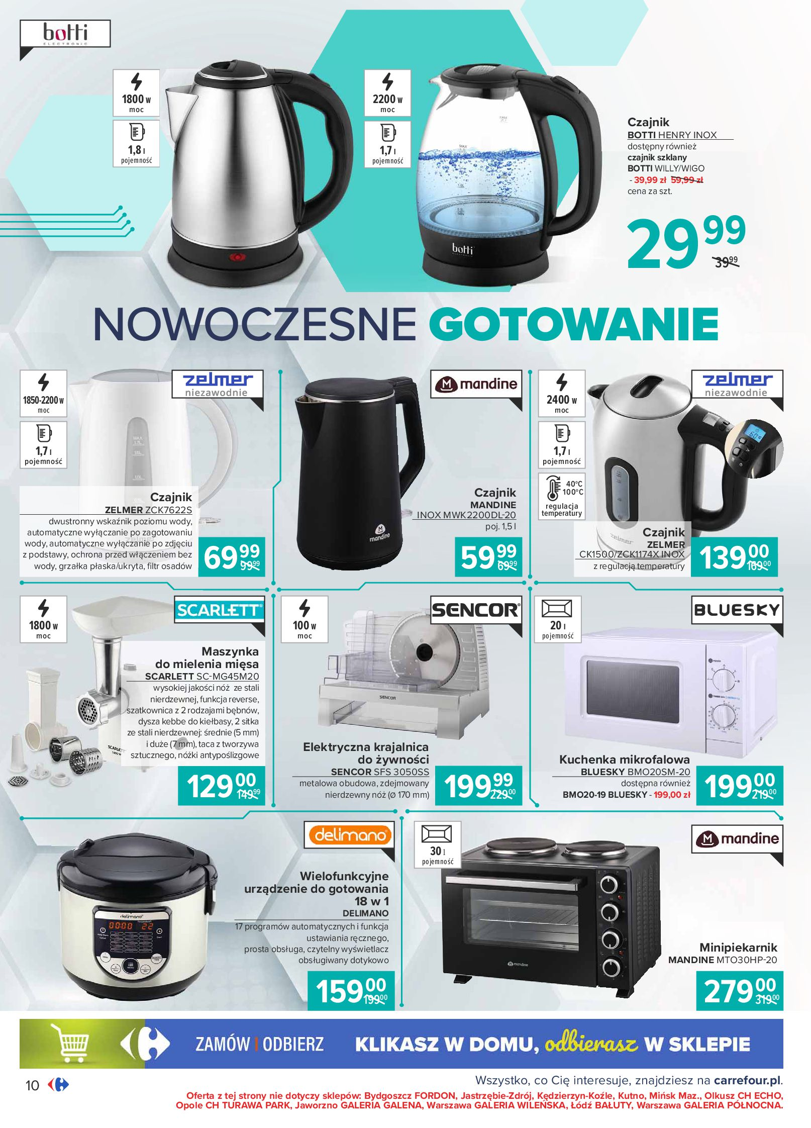 Gazetka Carrefour: Gazetka Multimedia 2021-02-16 page-10
