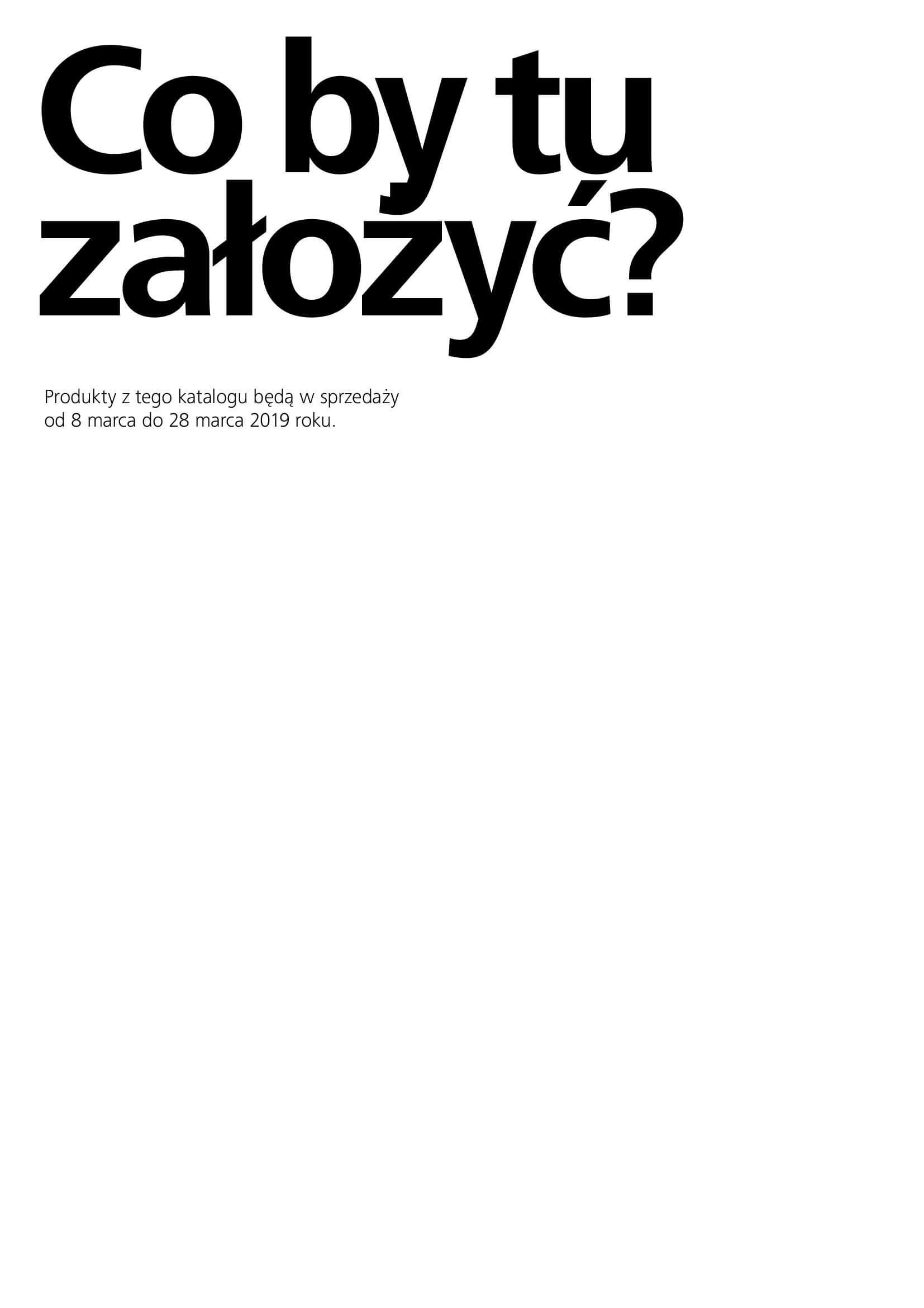 Gazetka Flying tiger - Rozkwitający marzec-27.02.2019-28.03.2019-page-