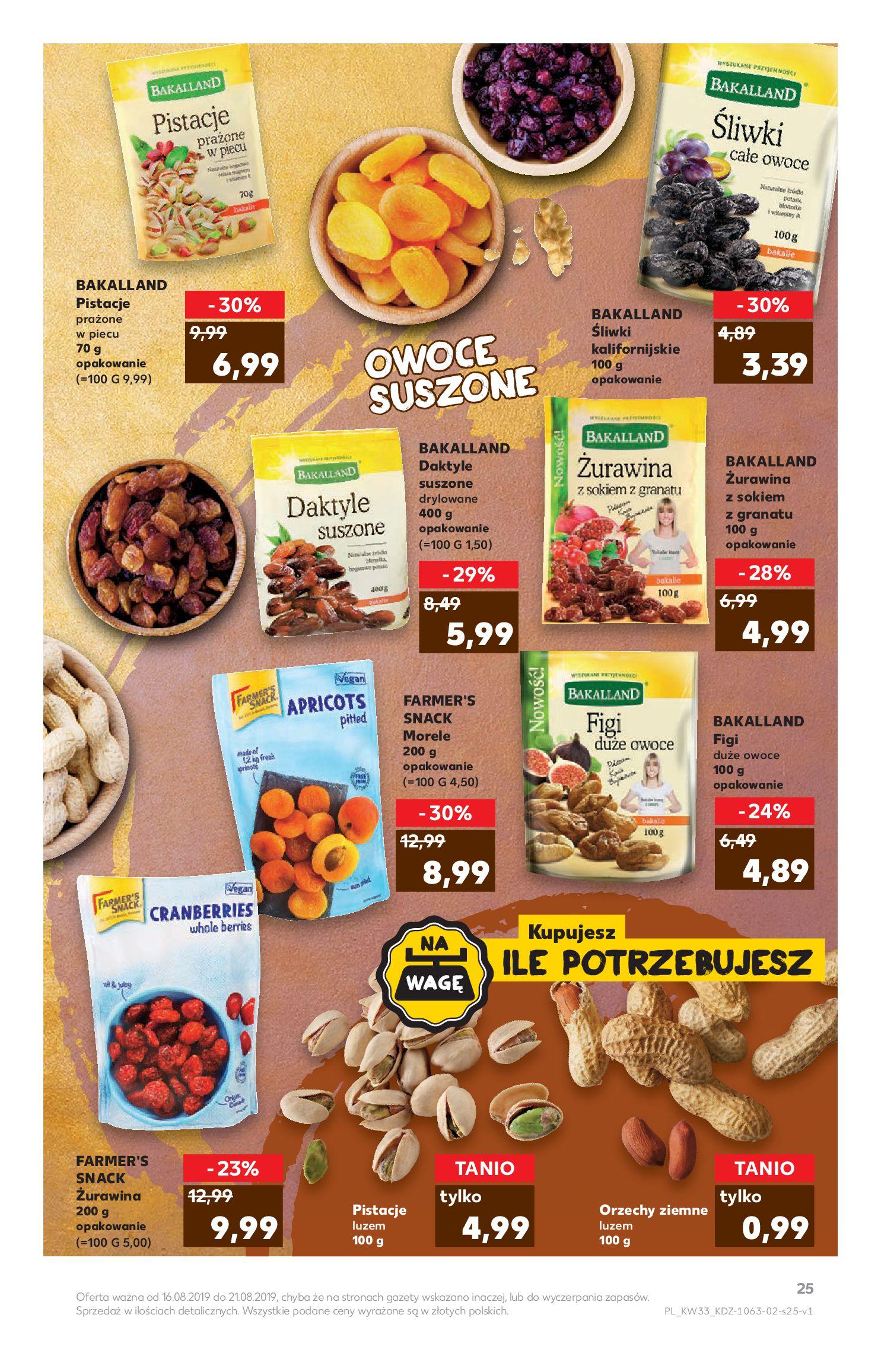 Gazetka Kaufland - Na dobry tydzień-15.08.2019-21.08.2019-page-25