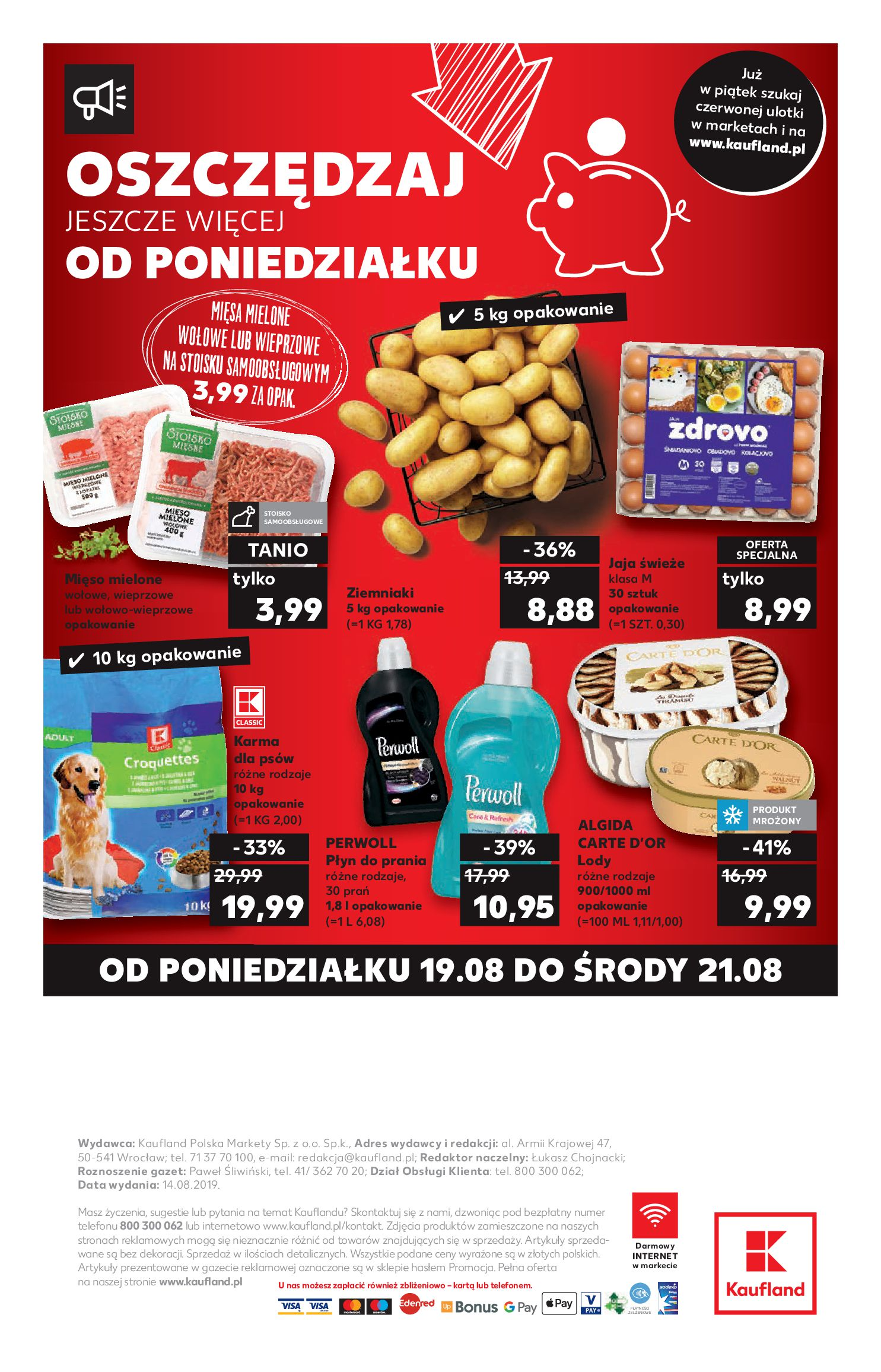 Gazetka Kaufland - Na dobry tydzień-15.08.2019-21.08.2019-page-32