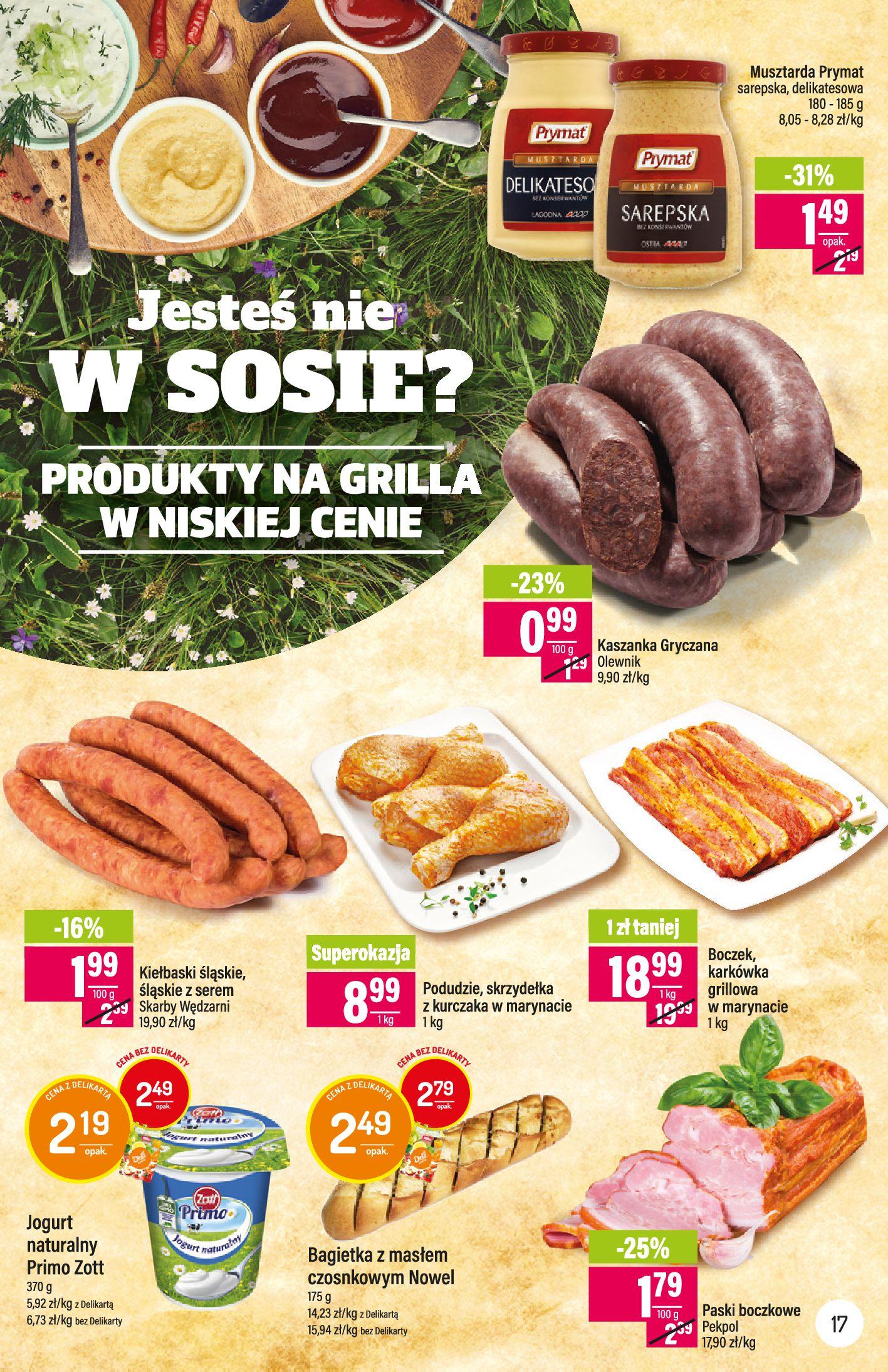 Gazetka Mila - Gazetka 28-10.07.2019-17.07.2019-page-