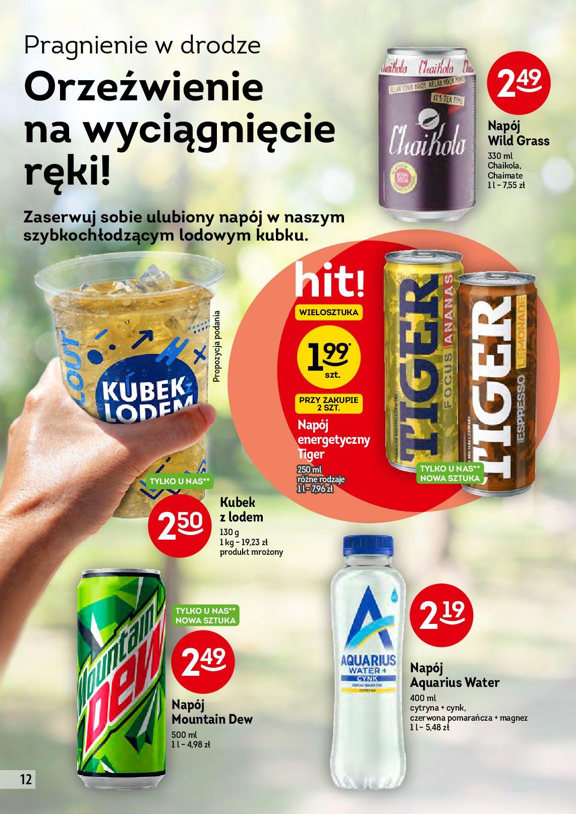 Gazetka Żabka - Gazetka promocyjna-23.06.2020-07.07.2020-page-12