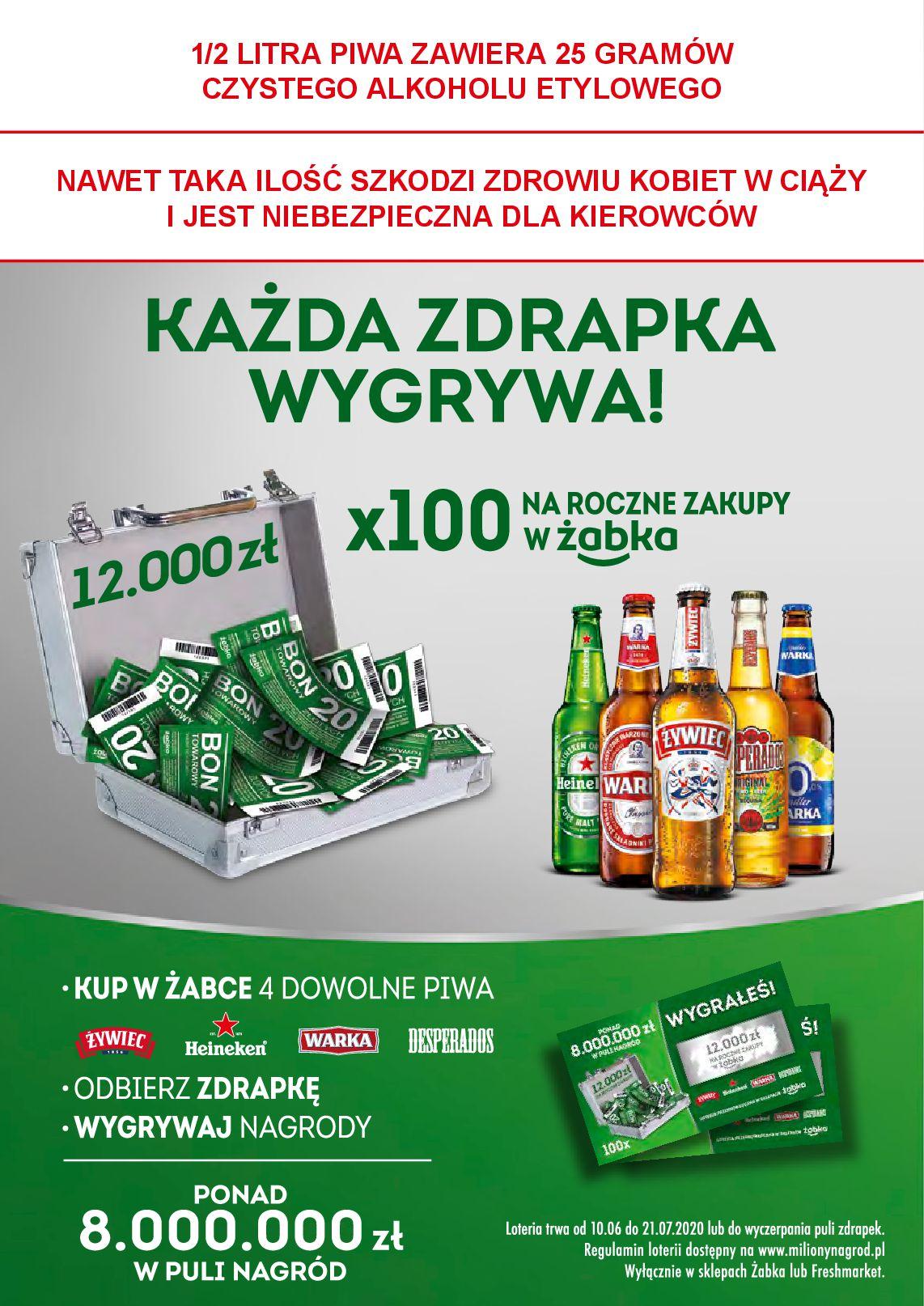 Gazetka Żabka - Gazetka promocyjna-23.06.2020-07.07.2020-page-4