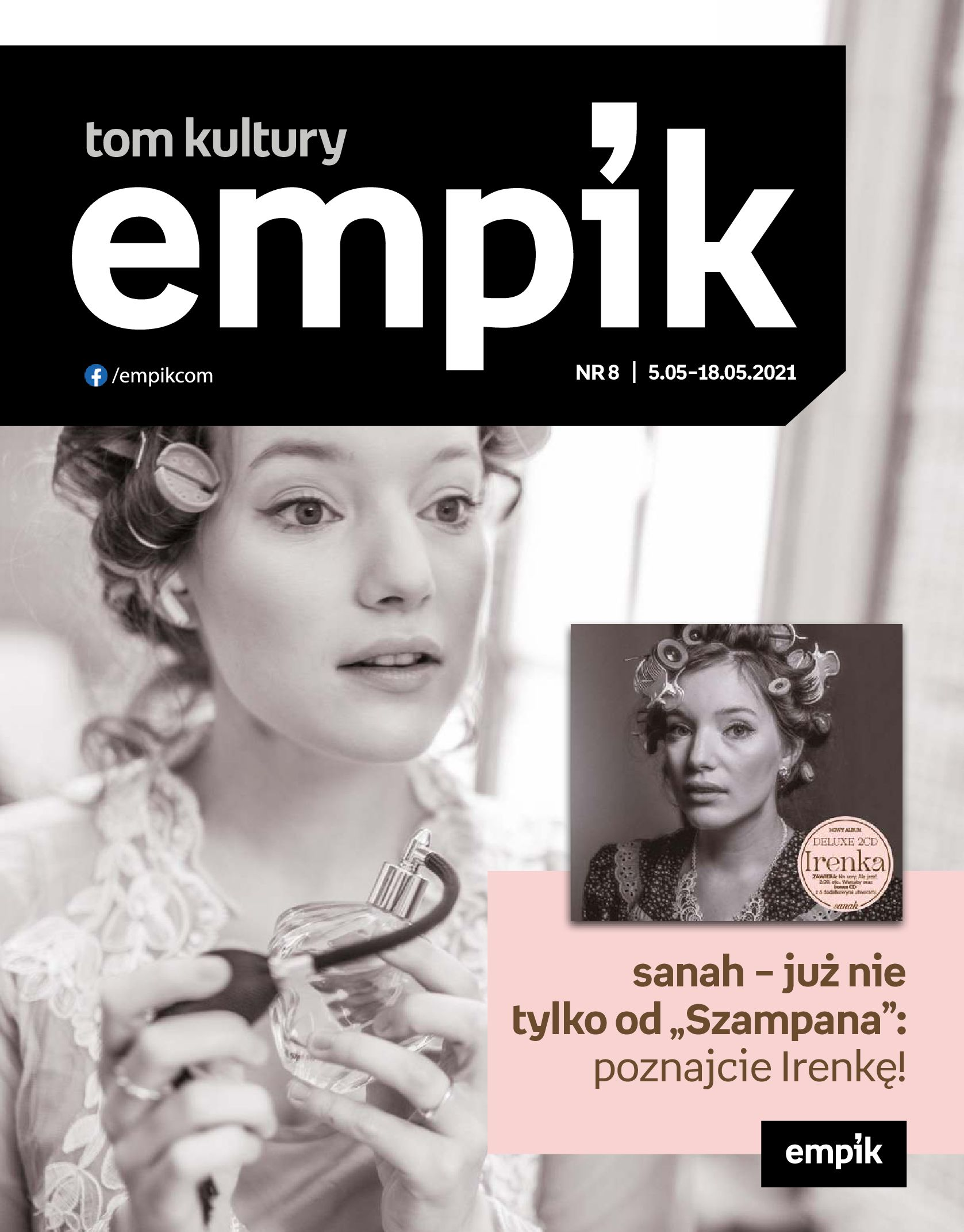 Empik:  Tom kultury 04.05.2021