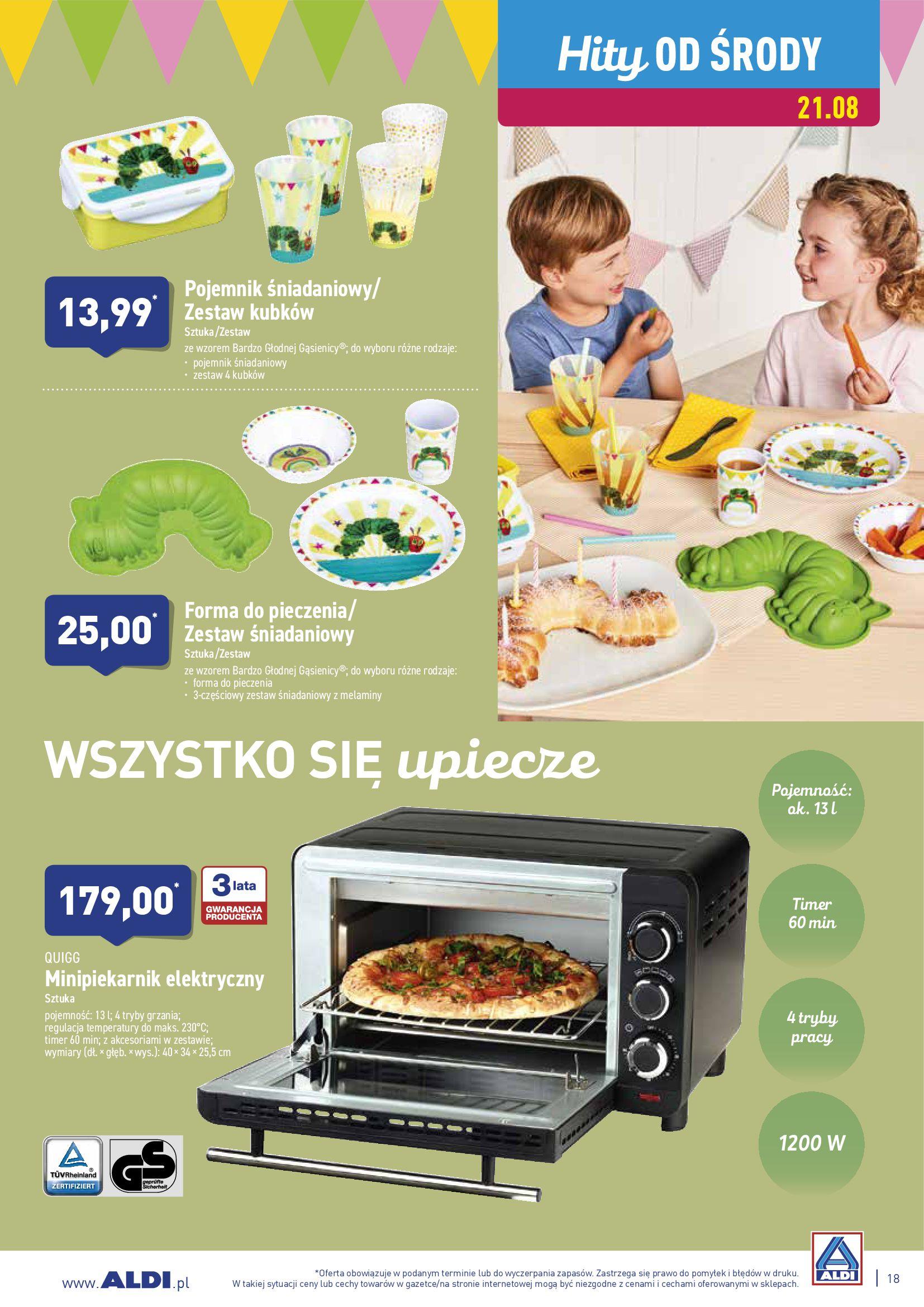Gazetka Aldi - TYDZIEŃ EUROPY WSCHODNIEJ-18.08.2019-25.08.2019-page-18