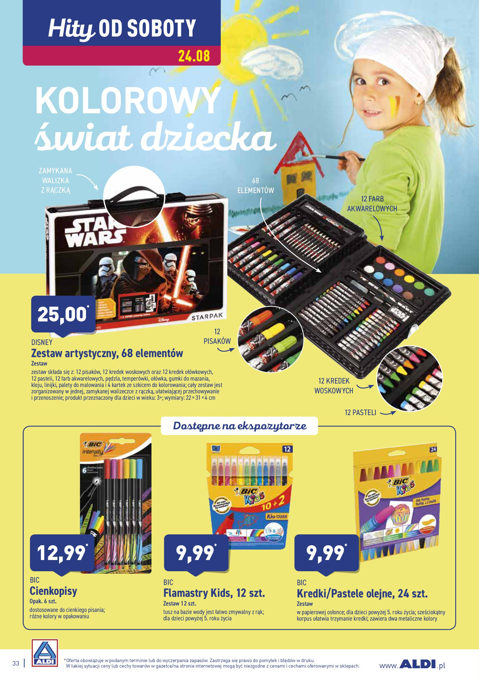 Gazetka Aldi - TYDZIEŃ EUROPY WSCHODNIEJ-18.08.2019-25.08.2019-page-33
