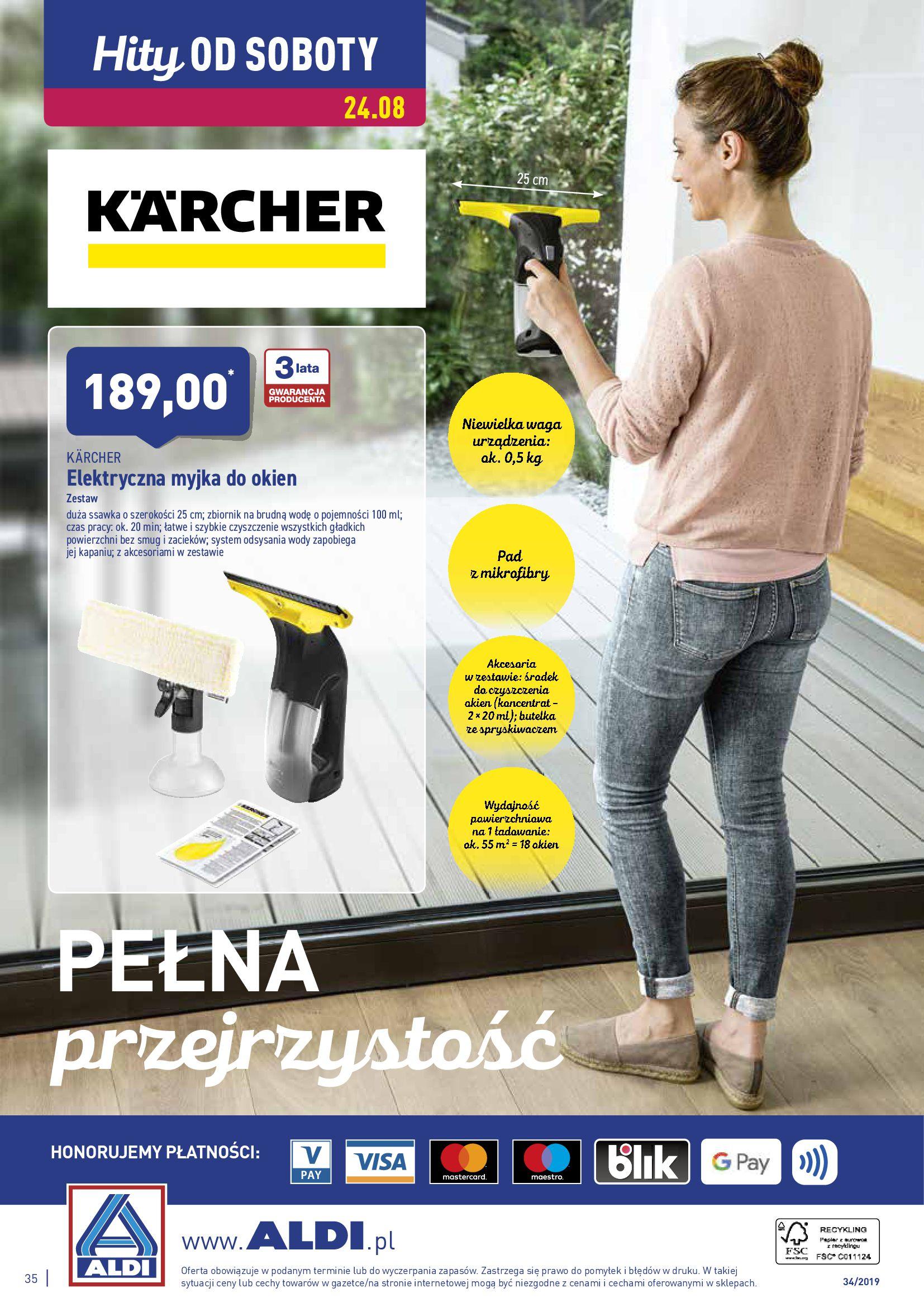 Gazetka Aldi - TYDZIEŃ EUROPY WSCHODNIEJ-18.08.2019-25.08.2019-page-35