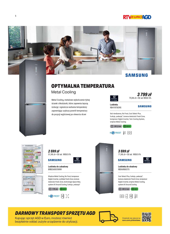 Gazetka RTV EURO AGD - Katalog AGD-07.07.2019-25.08.2019-page-5