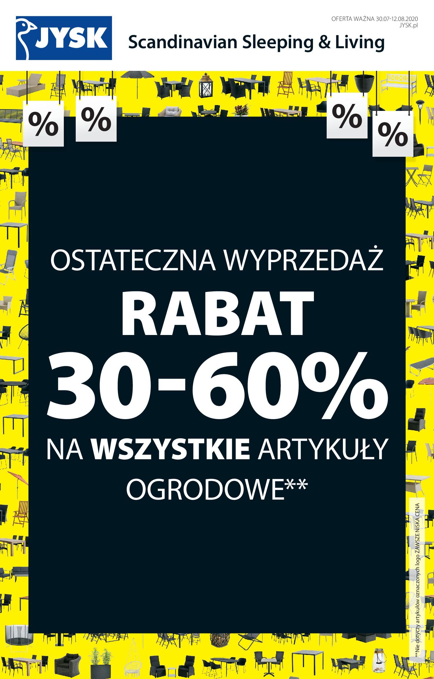 Gazetka Jysk - Oferta tygodnia-29.07.2020-12.08.2020-page-2