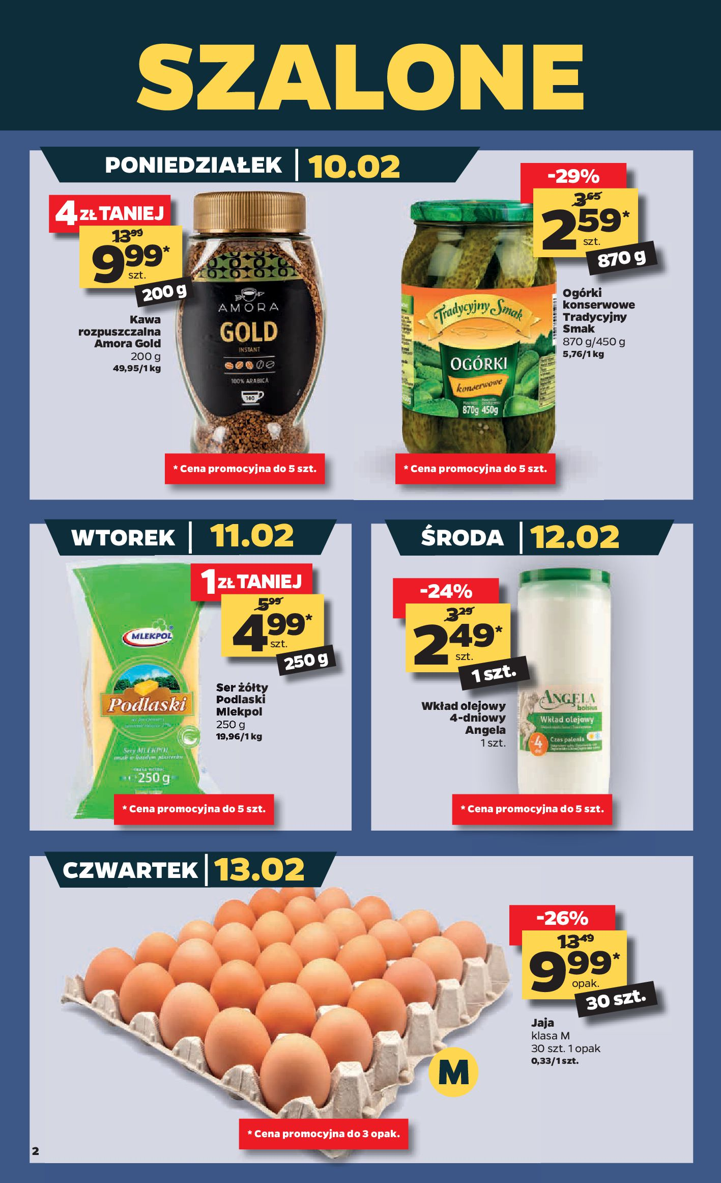 Gazetka Netto - Gazetka spożywcza-09.02.2020-15.02.2020-page-2