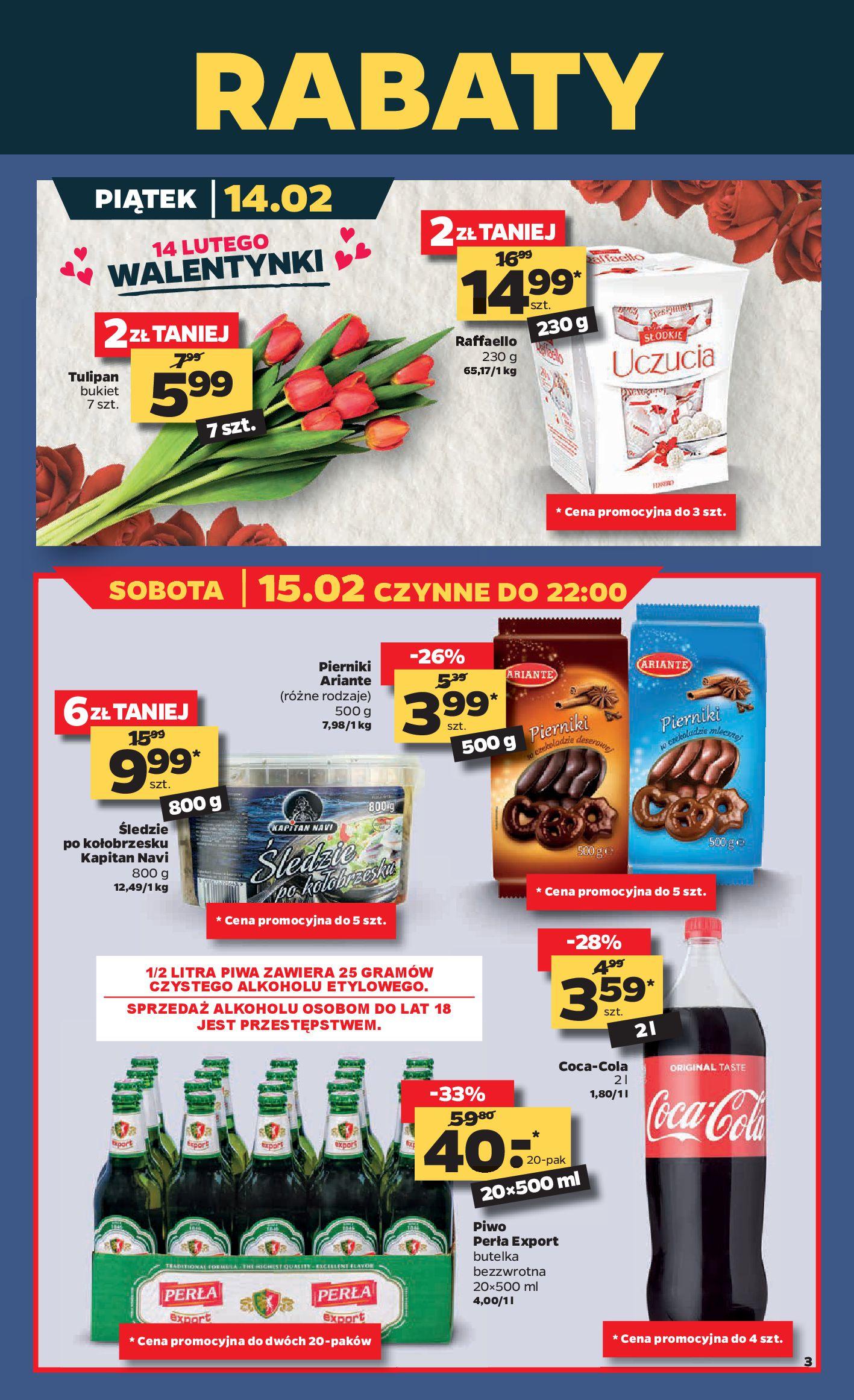 Gazetka Netto - Gazetka spożywcza-09.02.2020-15.02.2020-page-3
