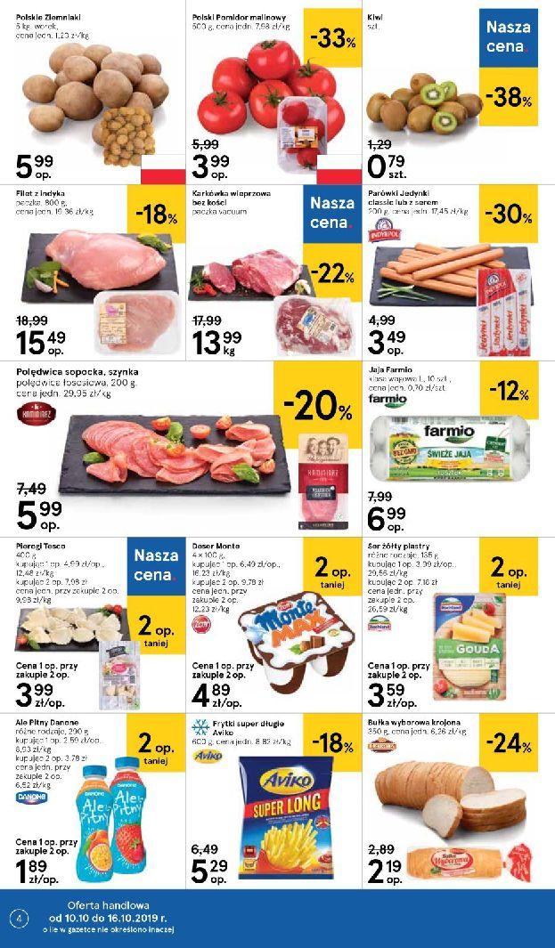 Gazetka Tesco Supermarket - Oferta na art. spożywcze i kosmetyki-09.10.2019-16.10.2019-page-